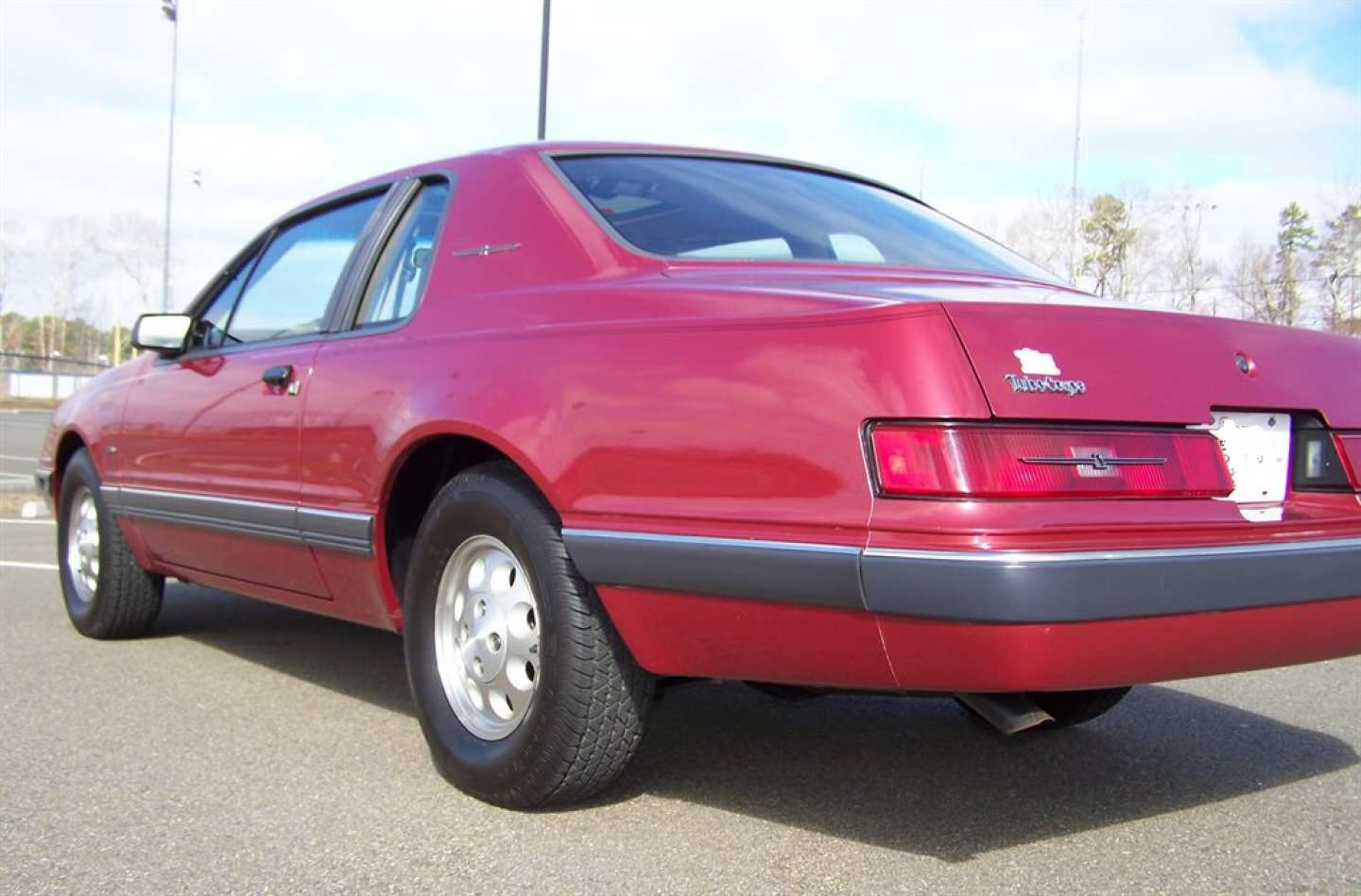6th Image of a 1984 FORD THUNDERBIRD