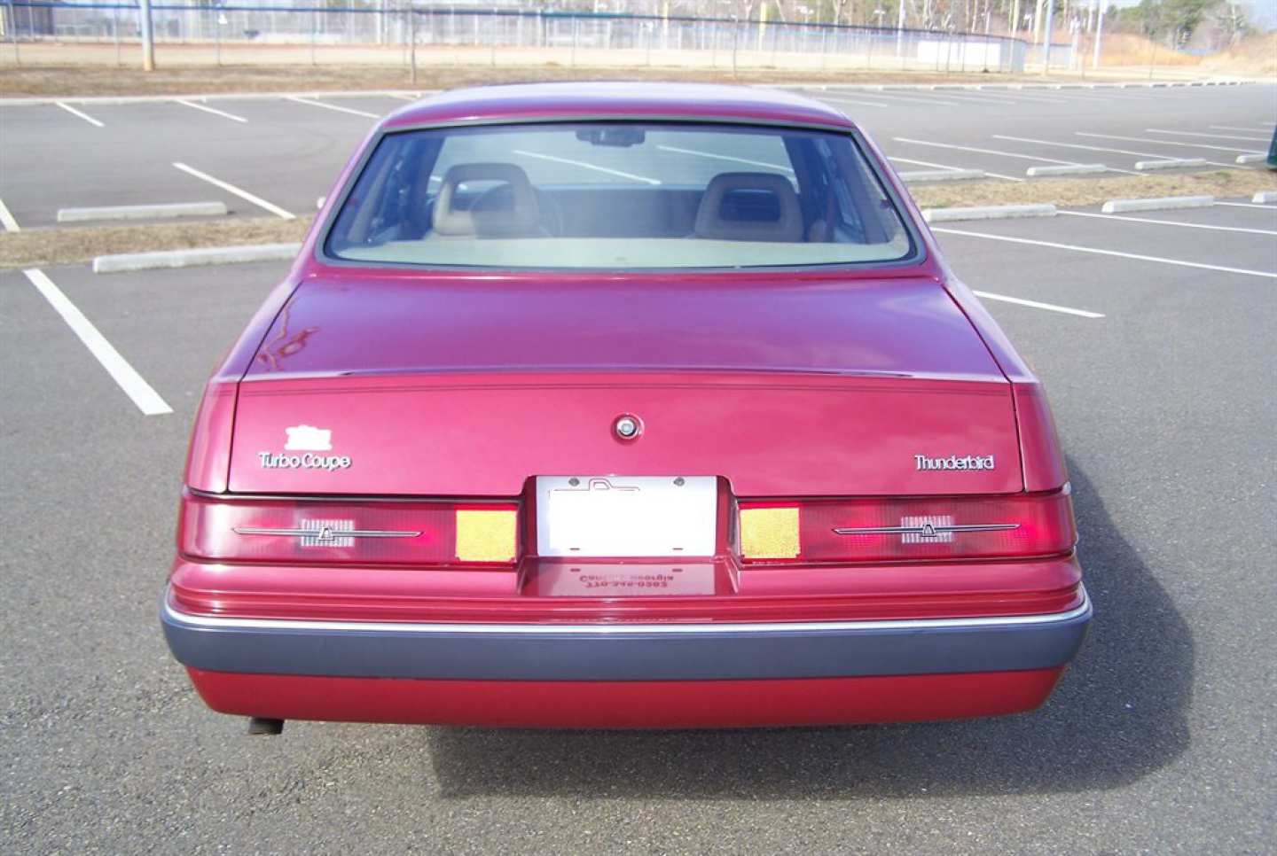 20th Image of a 1984 FORD THUNDERBIRD
