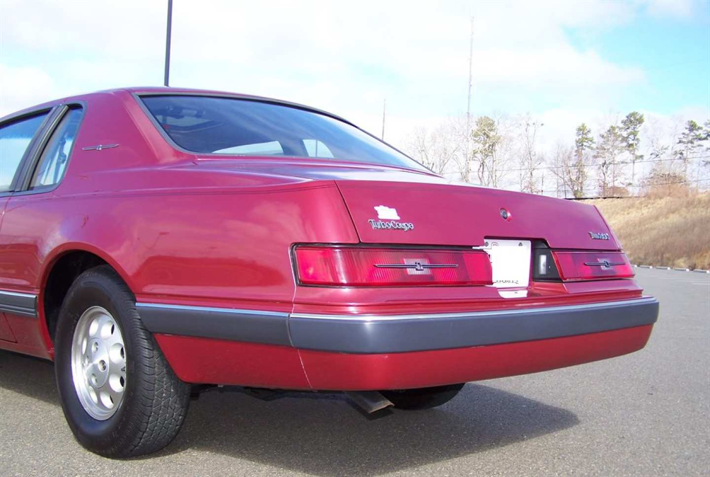68th Image of a 1984 FORD THUNDERBIRD
