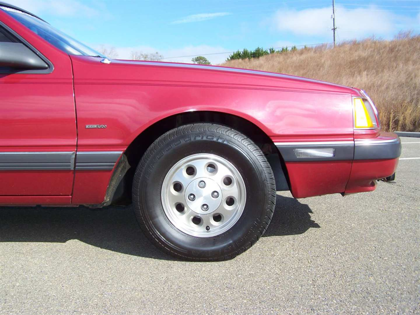 66th Image of a 1984 FORD THUNDERBIRD