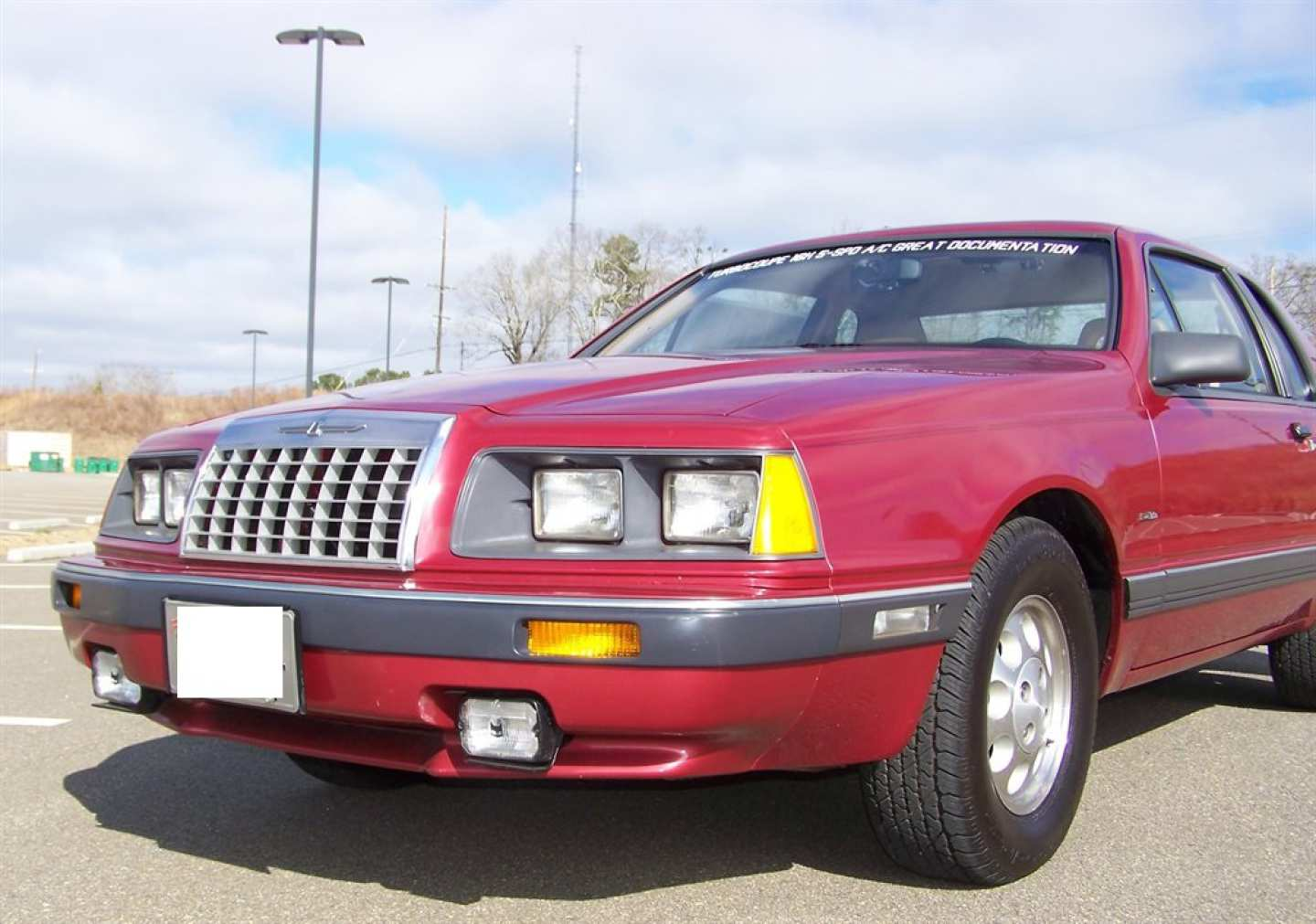44th Image of a 1984 FORD THUNDERBIRD