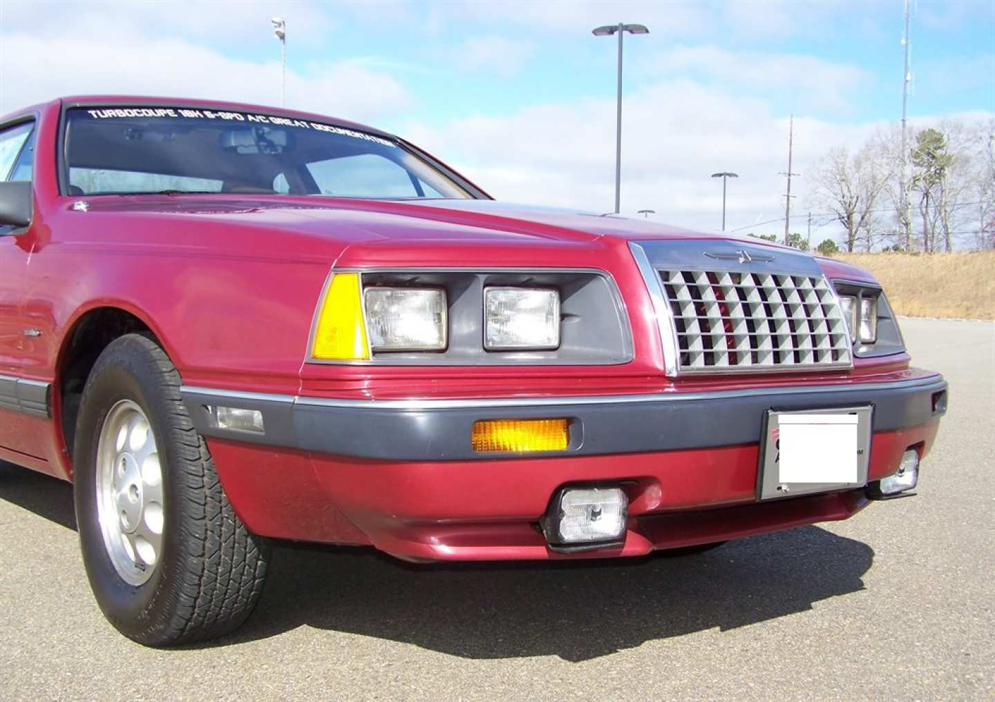 65th Image of a 1984 FORD THUNDERBIRD