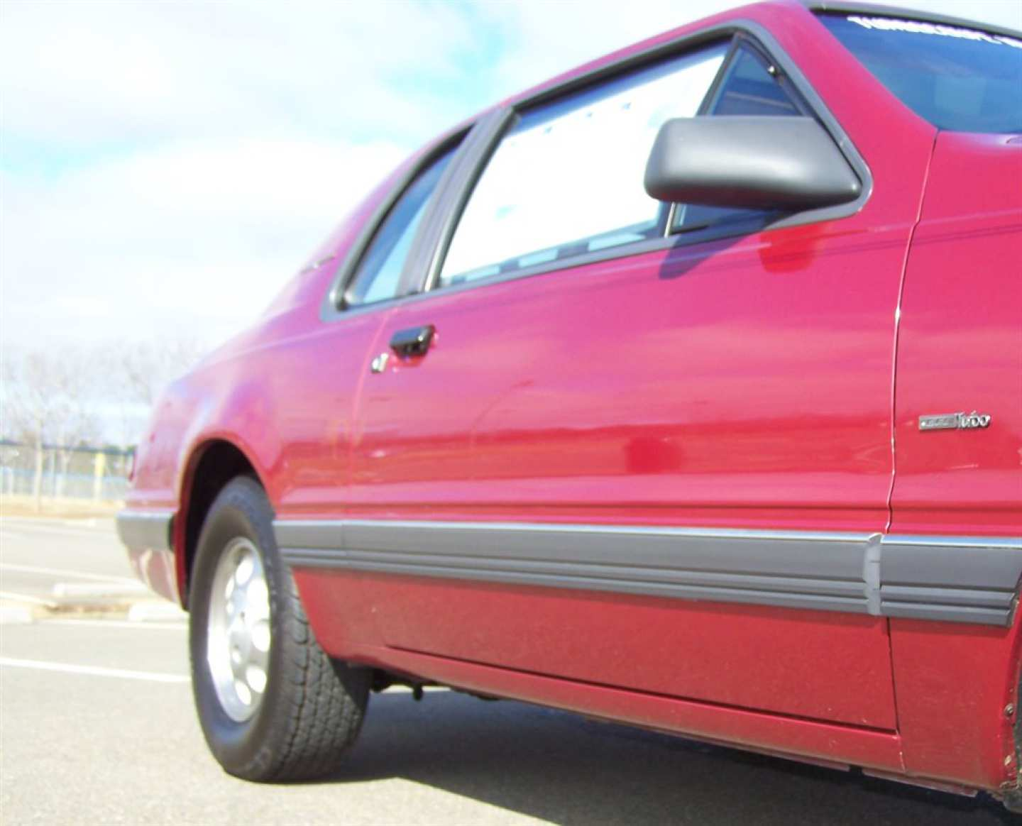 48th Image of a 1984 FORD THUNDERBIRD