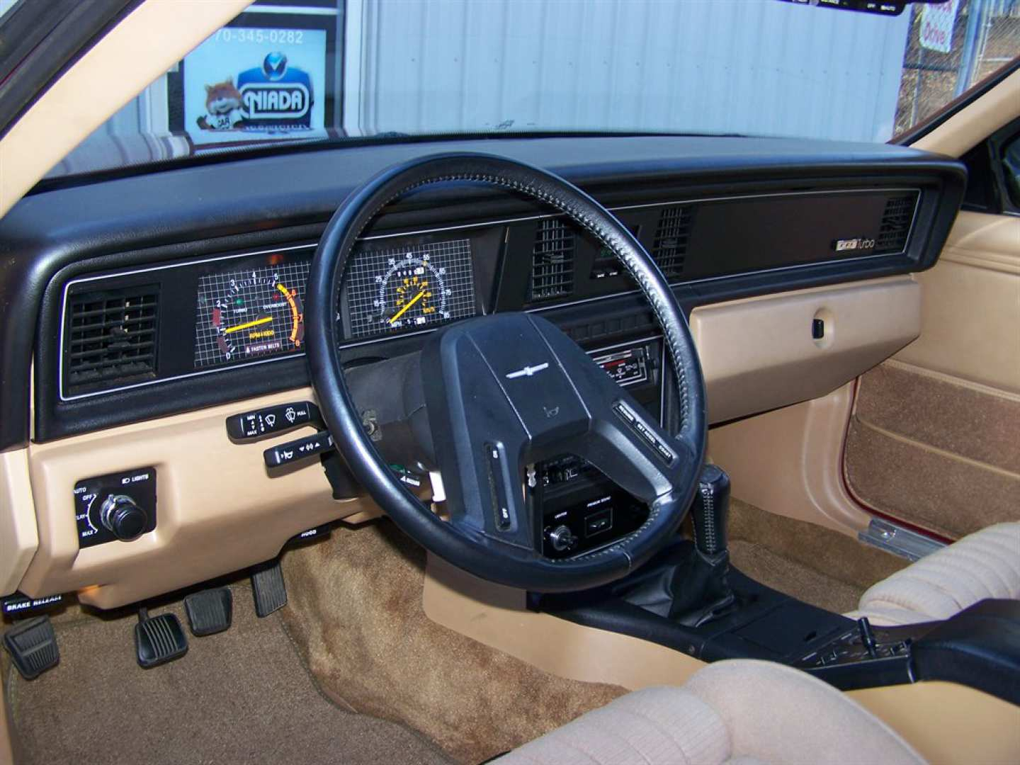 49th Image of a 1984 FORD THUNDERBIRD