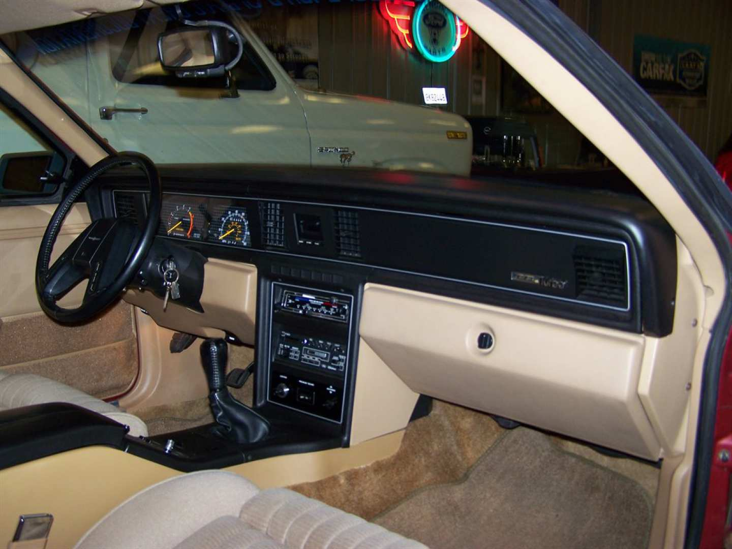 25th Image of a 1984 FORD THUNDERBIRD