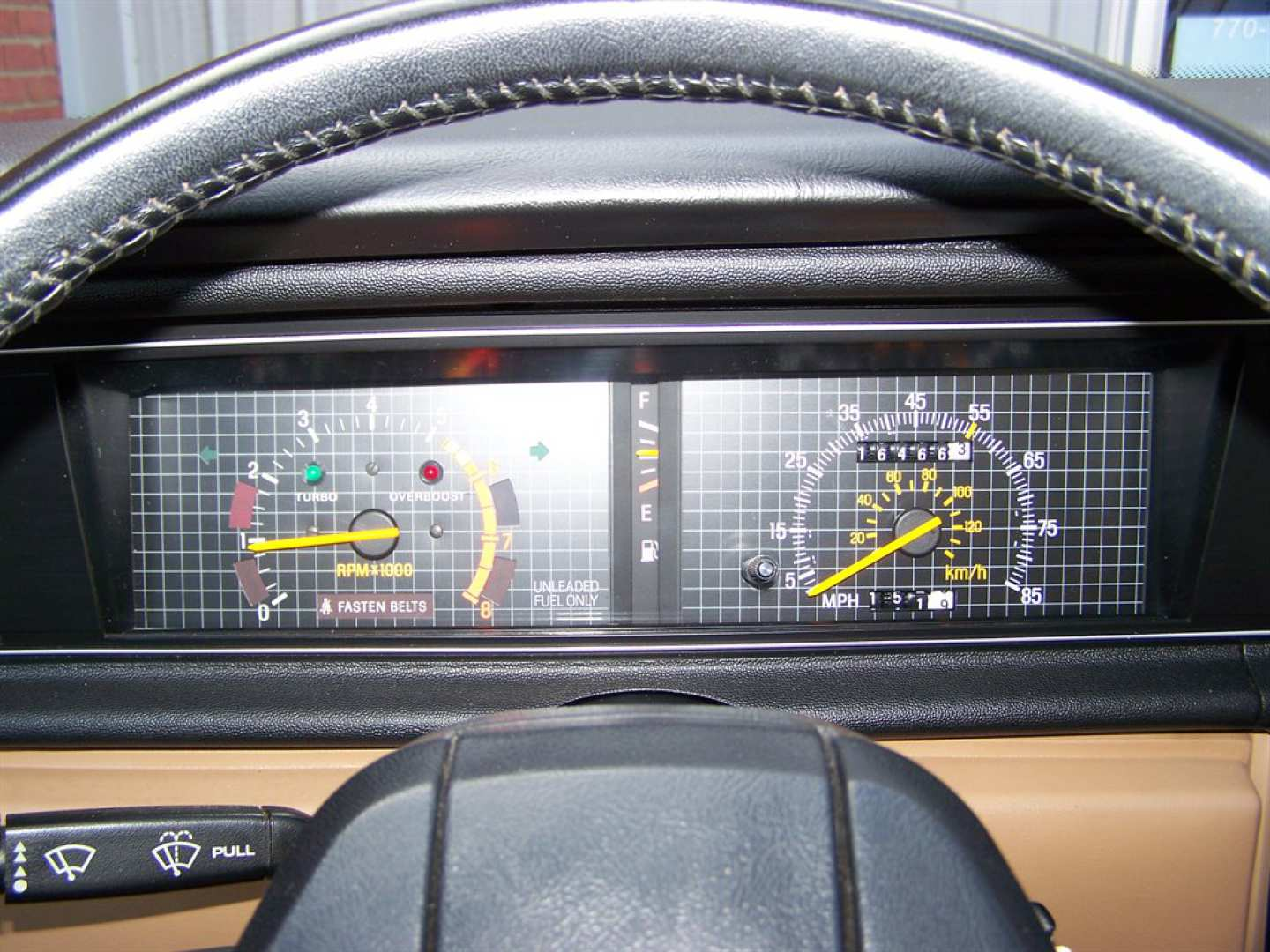 61st Image of a 1984 FORD THUNDERBIRD