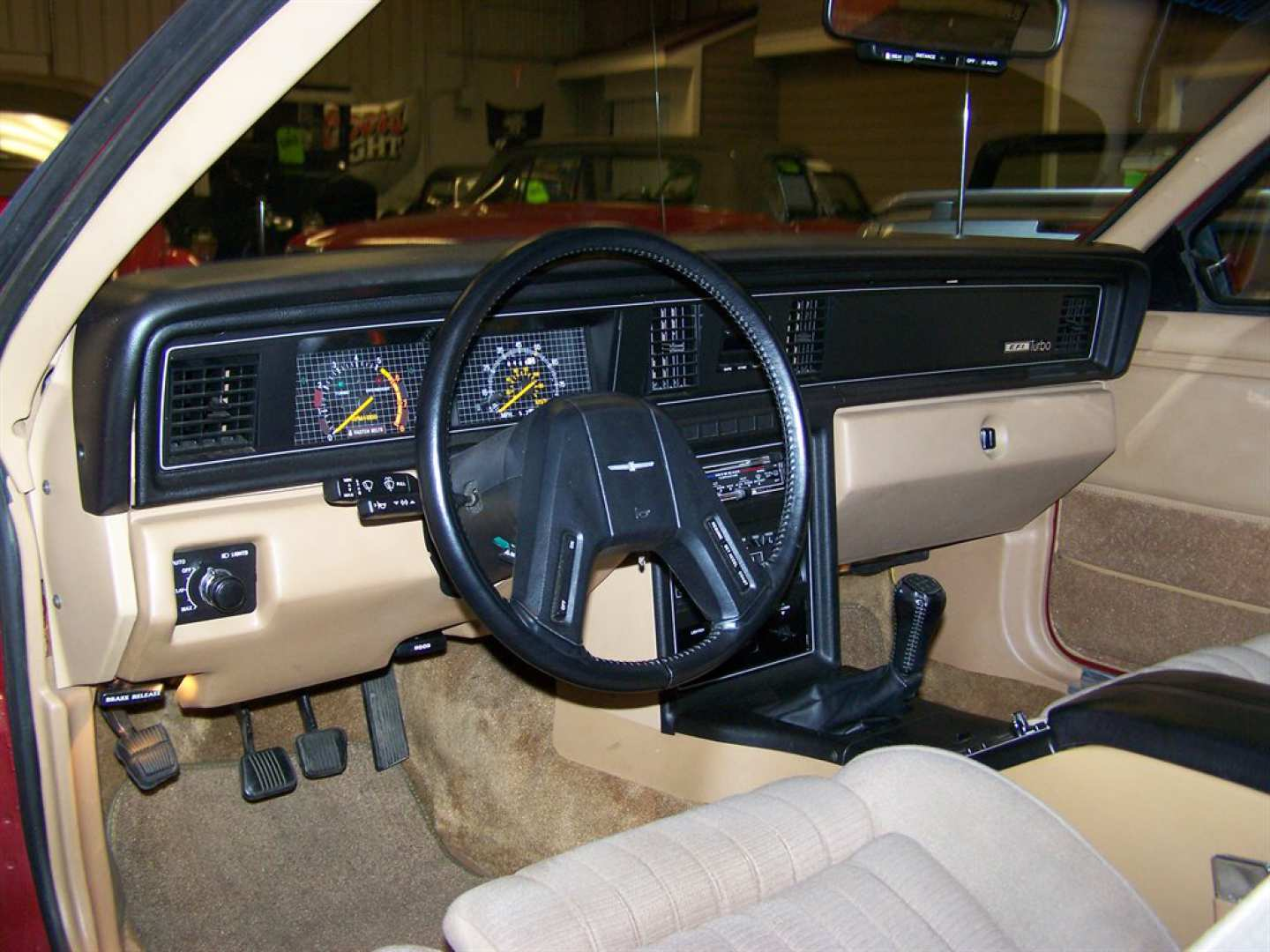 47th Image of a 1984 FORD THUNDERBIRD