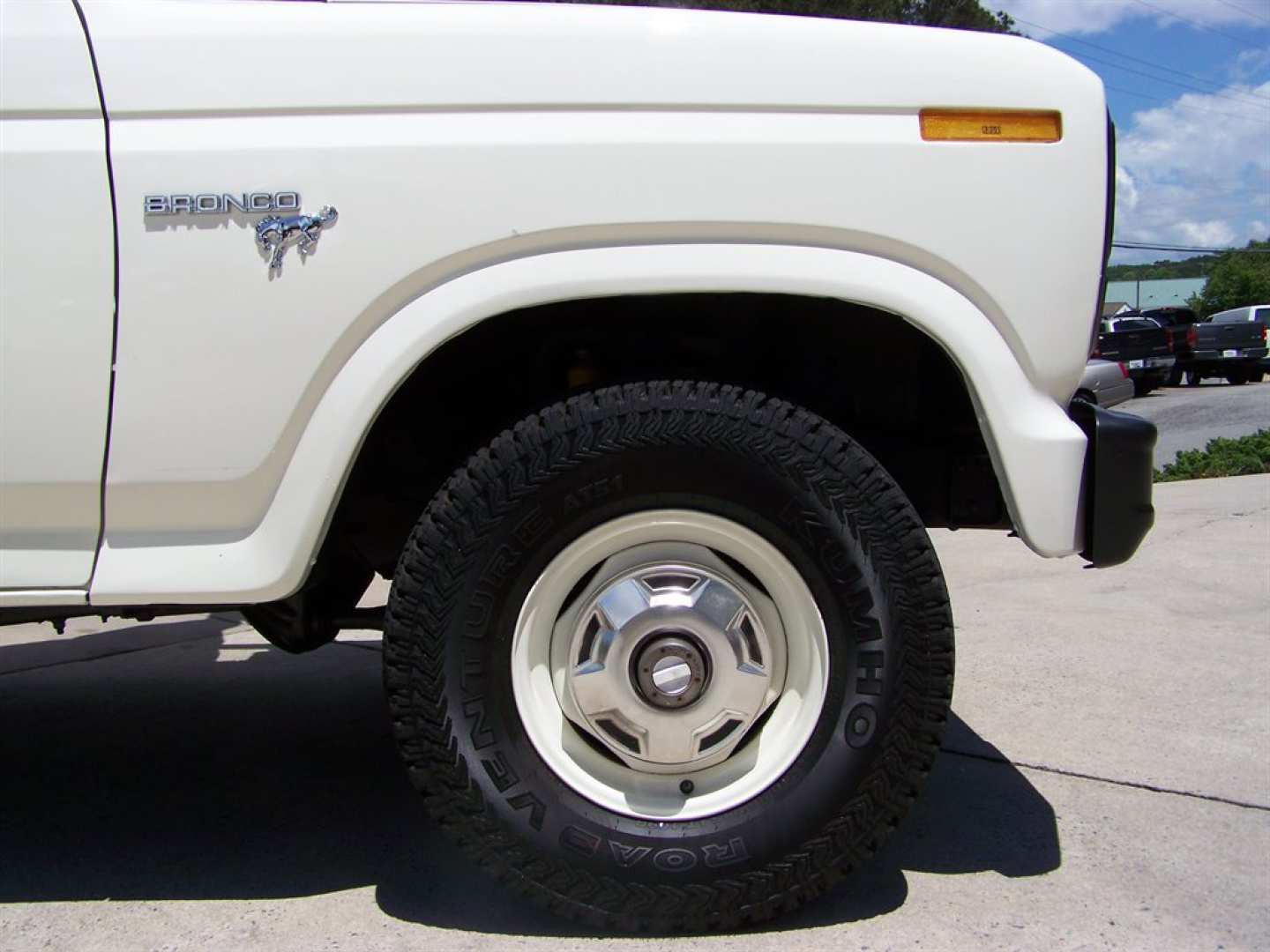 10th Image of a 1981 FORD BRONCO CUSTOM