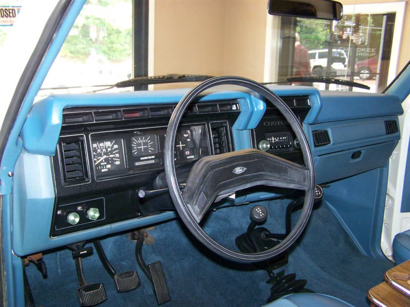 16th Image of a 1981 FORD BRONCO CUSTOM