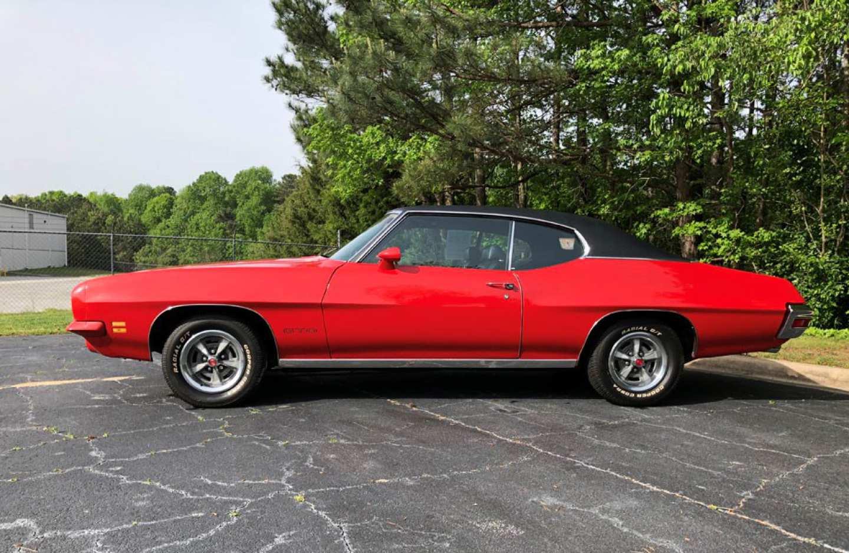 9th Image of a 1971 PONTIAC GTO