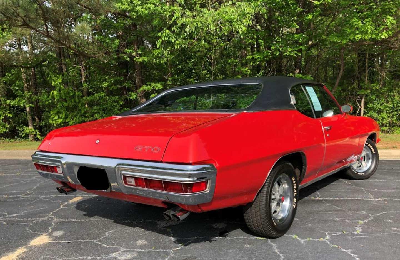 10th Image of a 1971 PONTIAC GTO