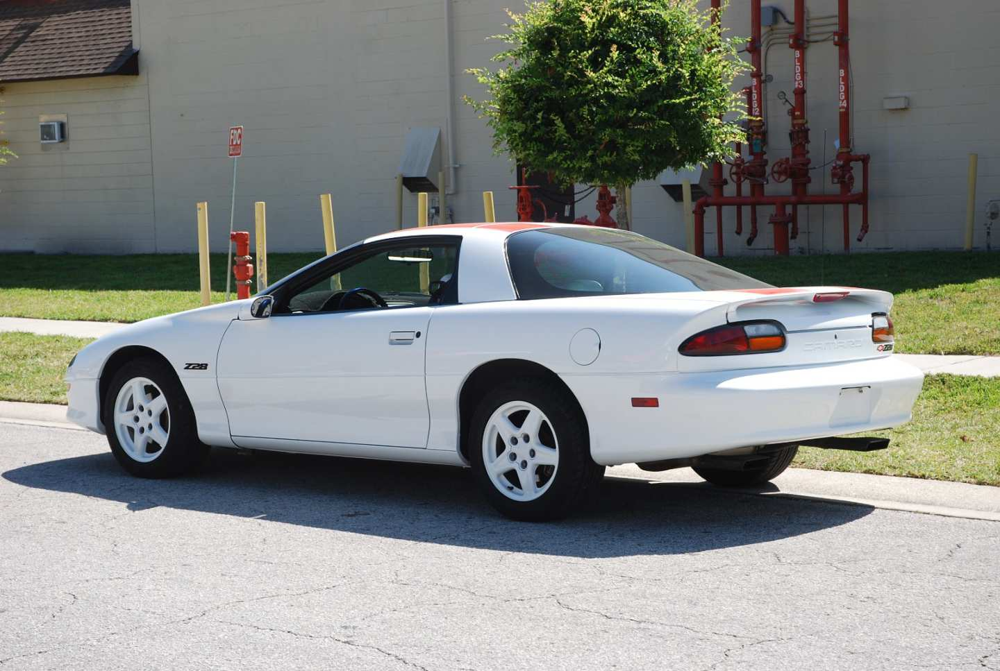 10th Image of a 1997 CHEVROLET CAMARO Z28