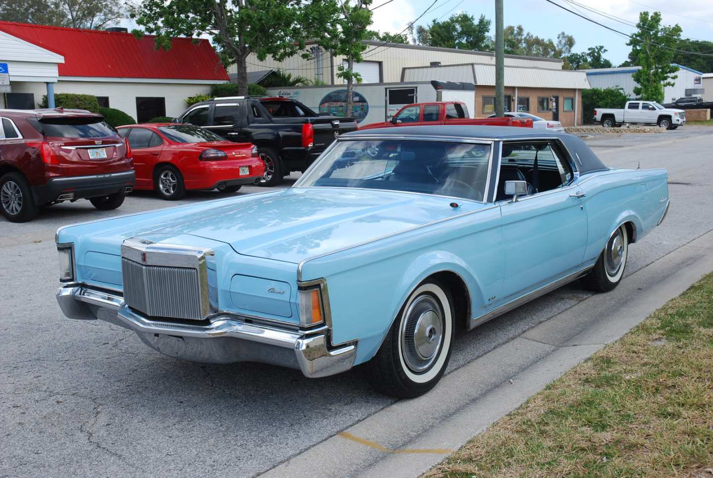 11th Image of a 1970 LINCOLN MARK III