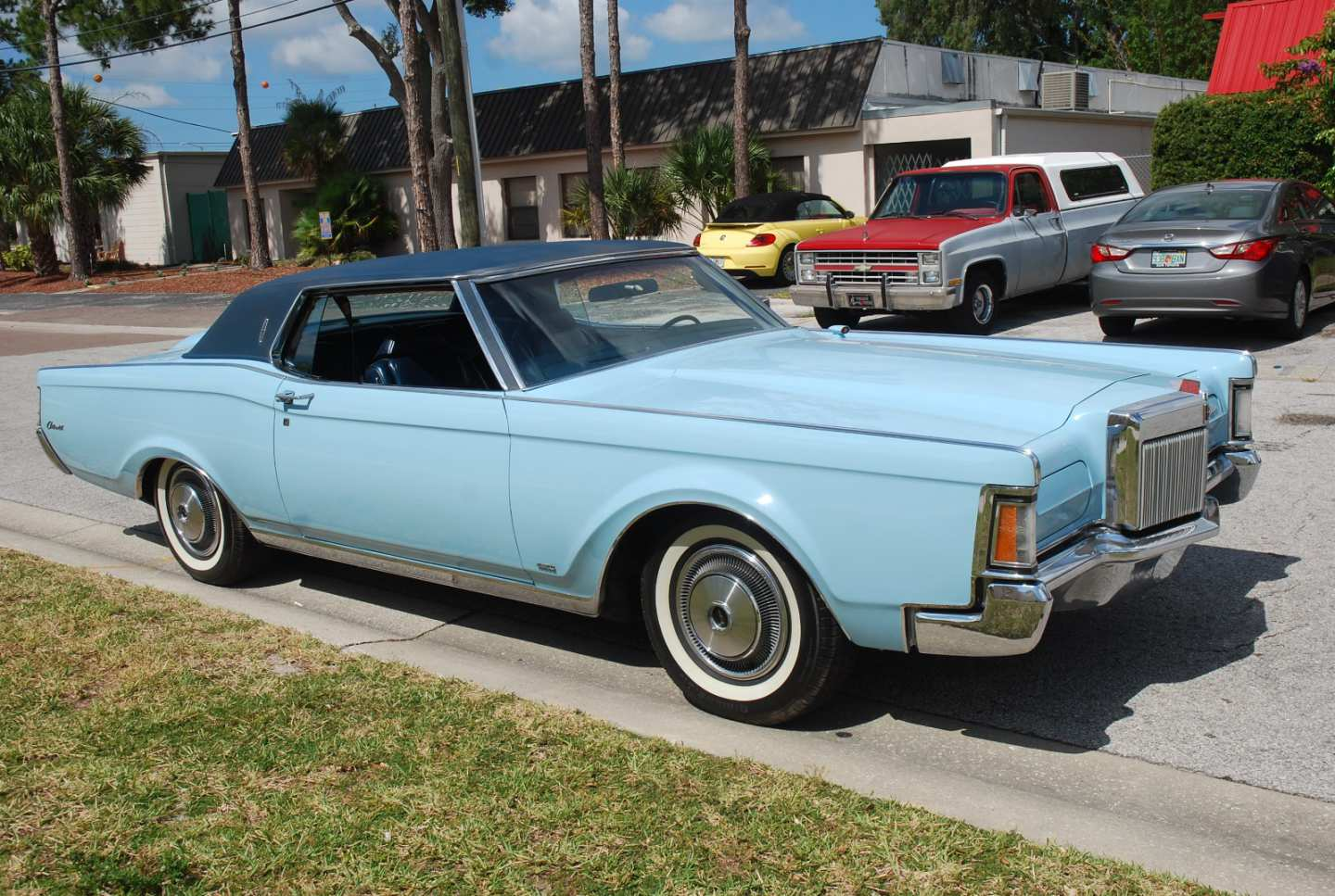 5th Image of a 1970 LINCOLN MARK III