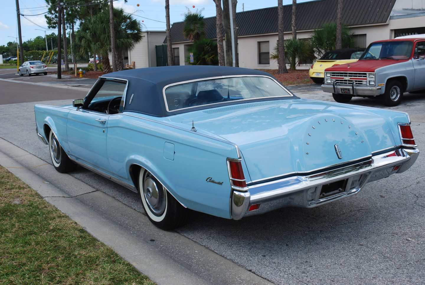 7th Image of a 1970 LINCOLN MARK III