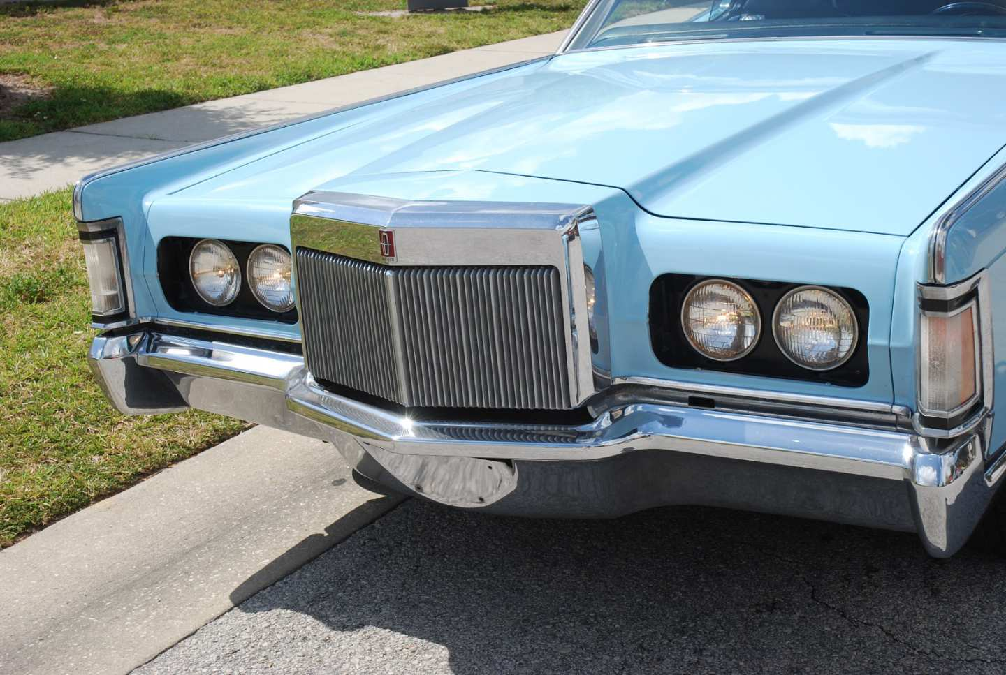 10th Image of a 1970 LINCOLN MARK III