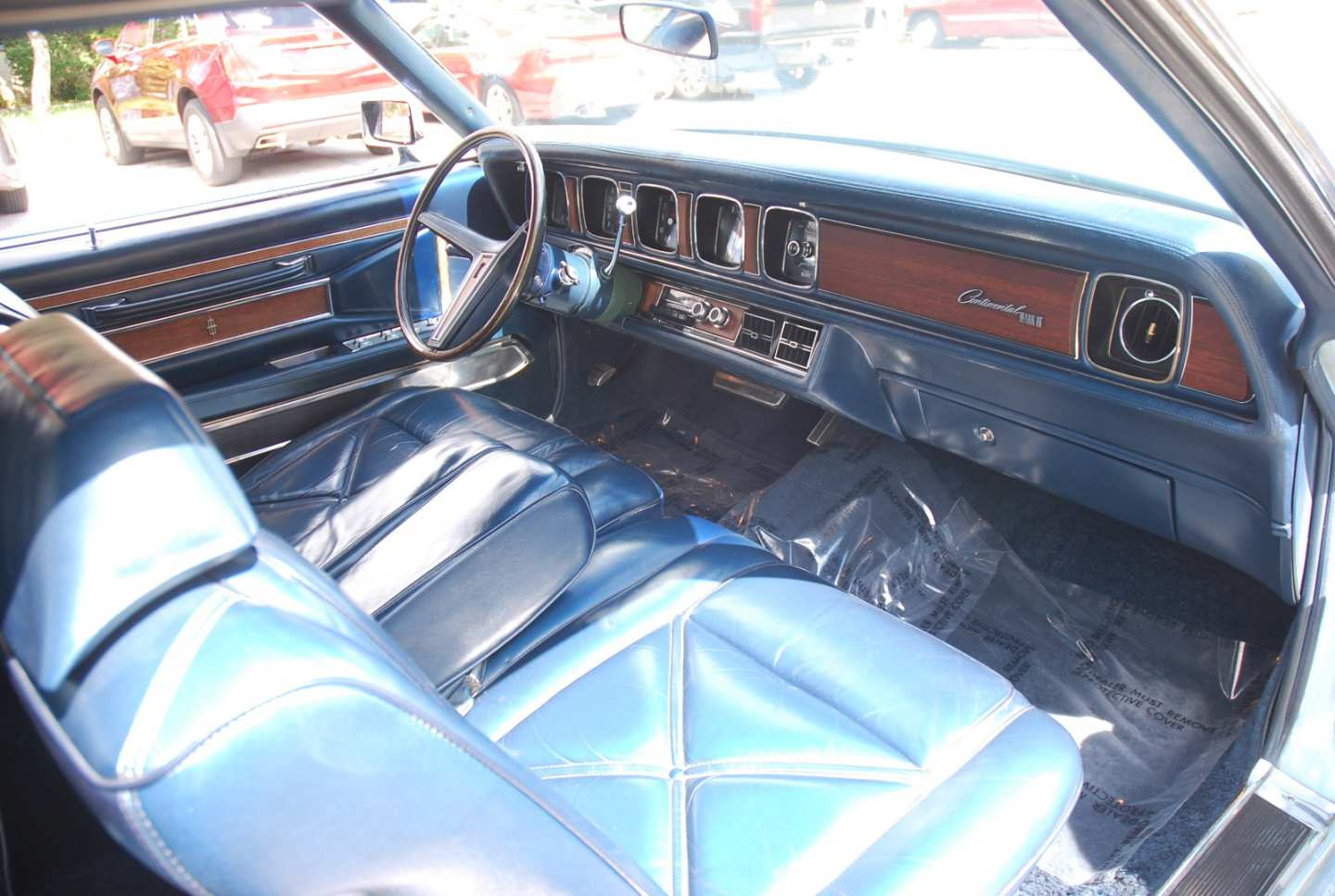 9th Image of a 1970 LINCOLN MARK III