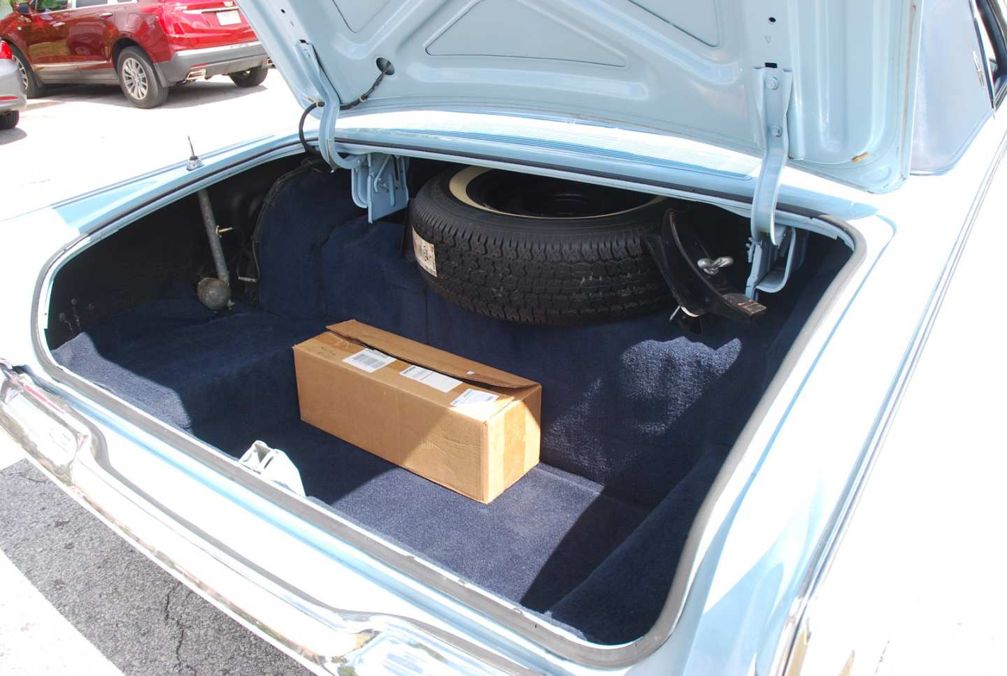 8th Image of a 1970 LINCOLN MARK III