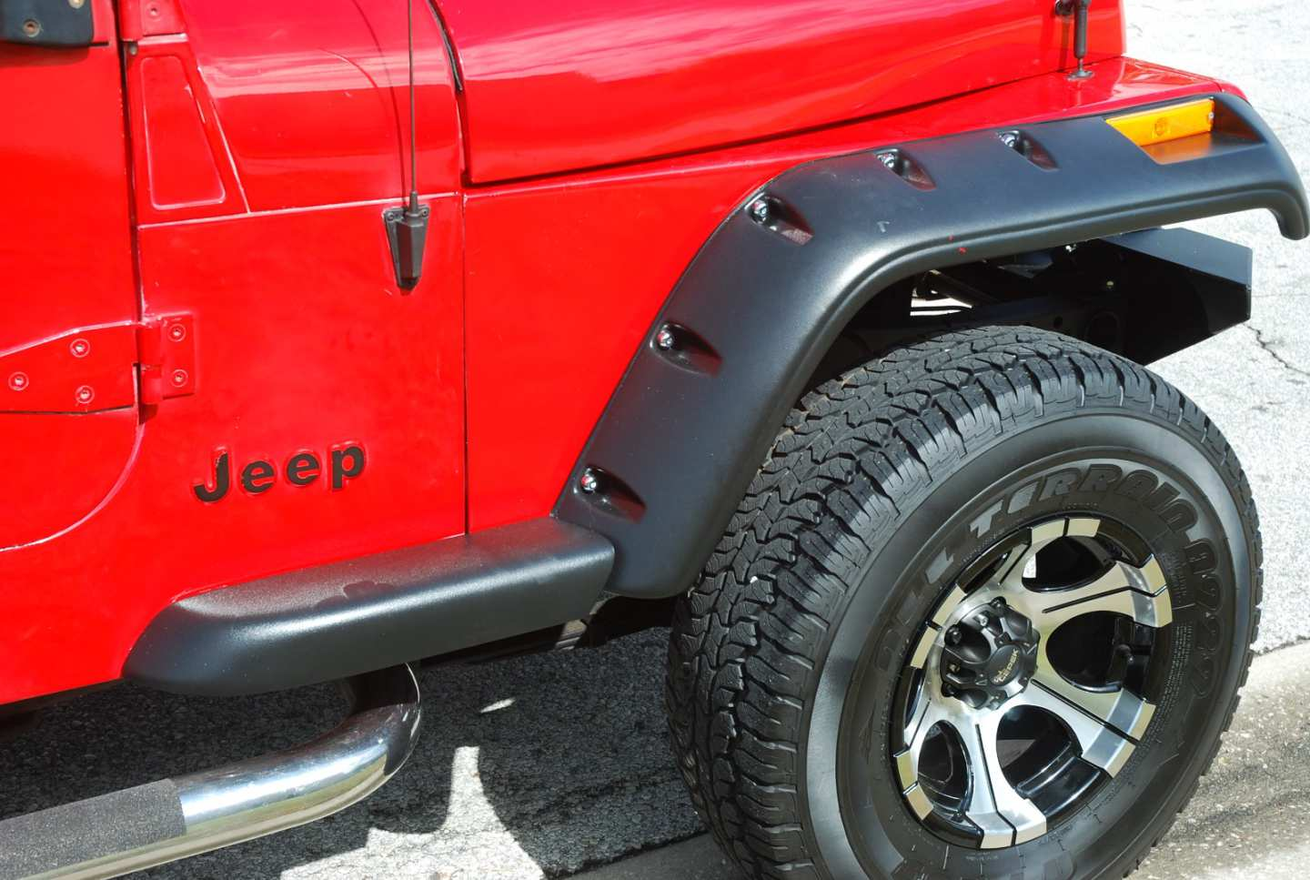 9th Image of a 1989 JEEP WRANGLER