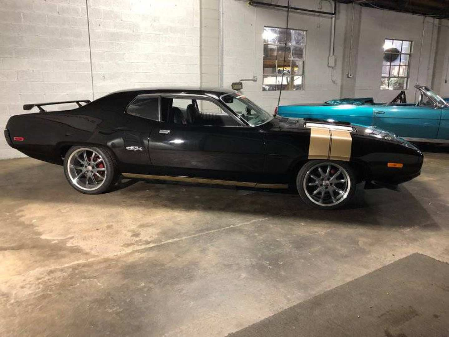12th Image of a 1972 PLYMOUTH GTX TRIBUTE