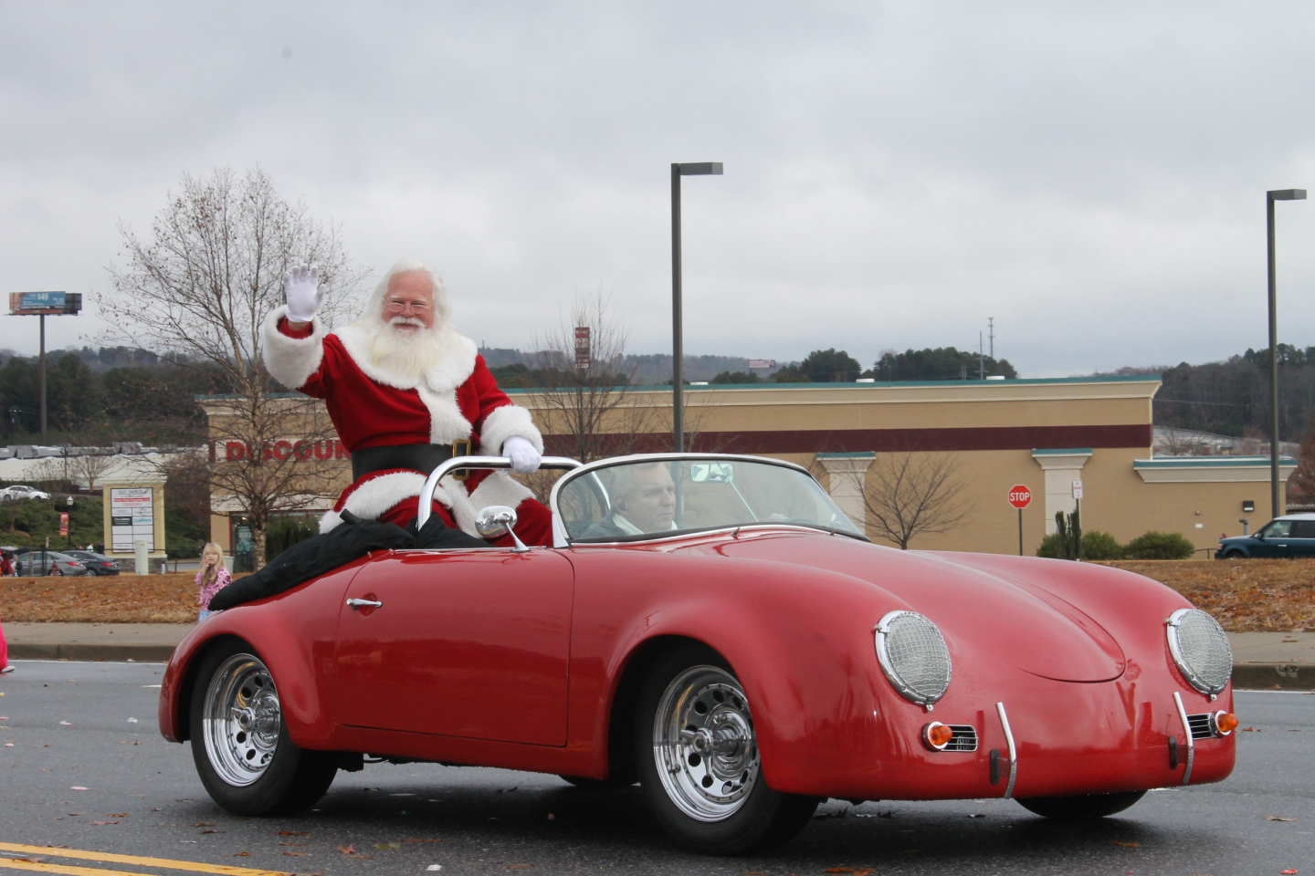1st Image of a 1956 PORSCHE 356 SPEEDSTER TRIBUTE
