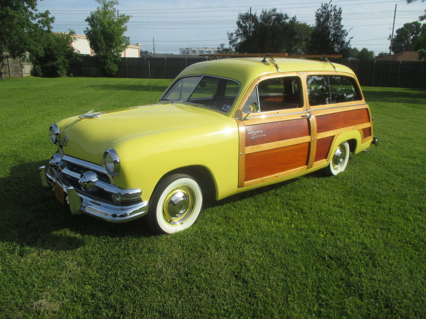 10th Image of a 1951 FORD COUNTRY SQUIRE