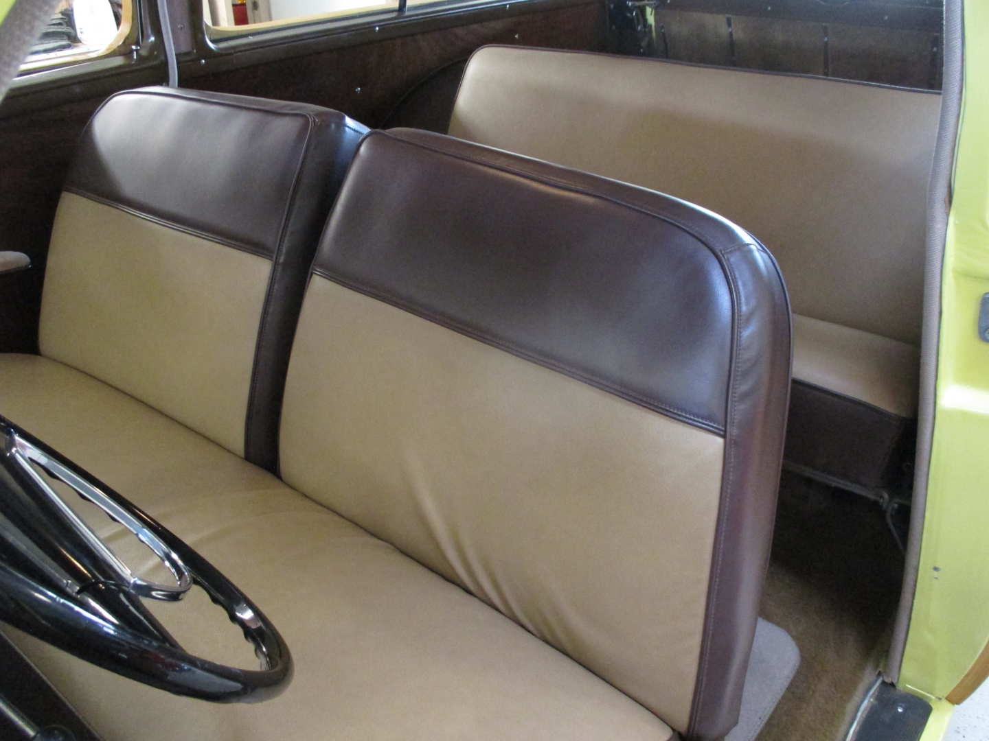 5th Image of a 1951 FORD COUNTRY SQUIRE