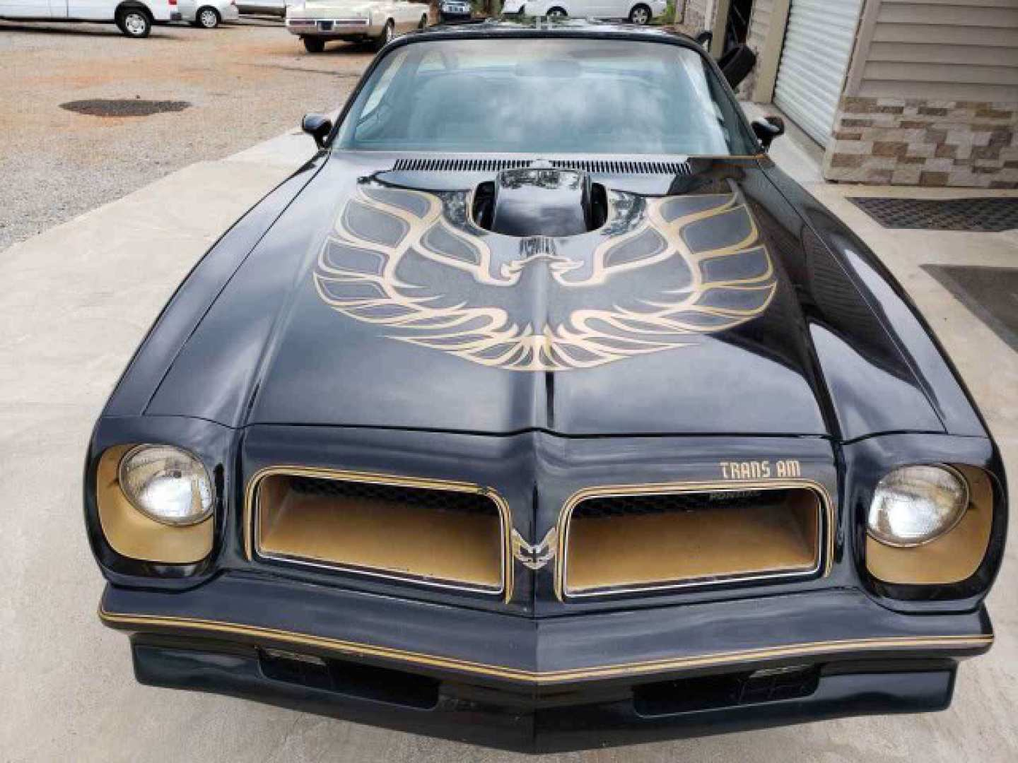 1976 PONTIAC TRANS AM HURST PACKAGE For Sale at Vicari Auctions