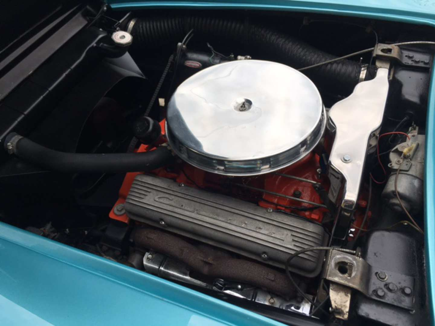19th Image of a 1959 CHEVROLET CORVETTE