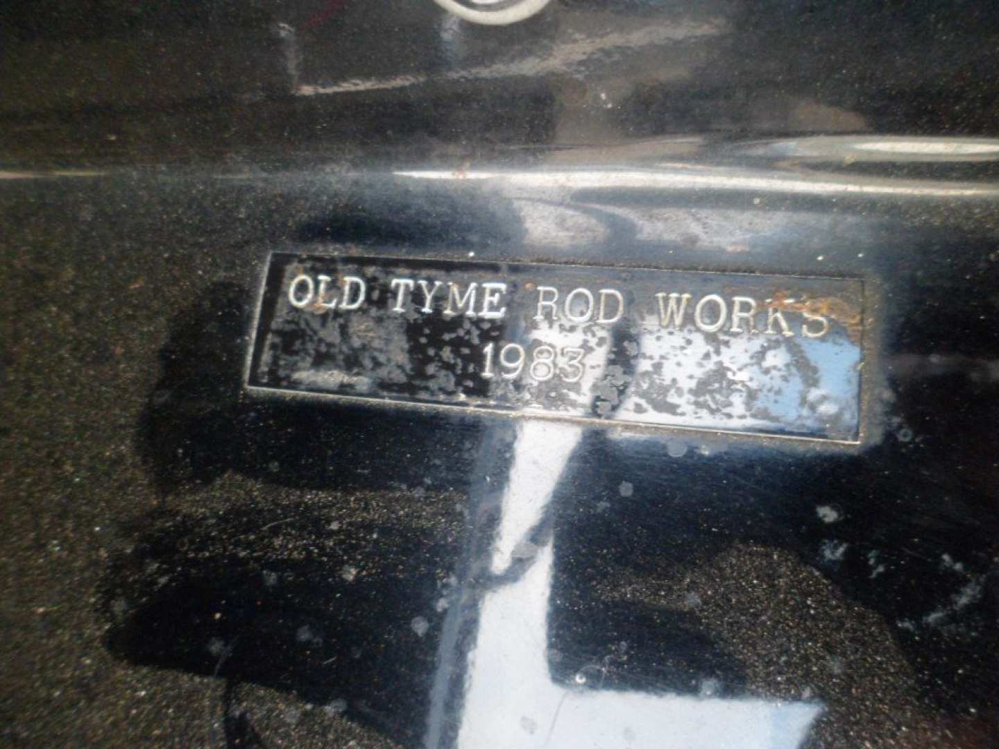 10th Image of a 1934 FORD SEDAN