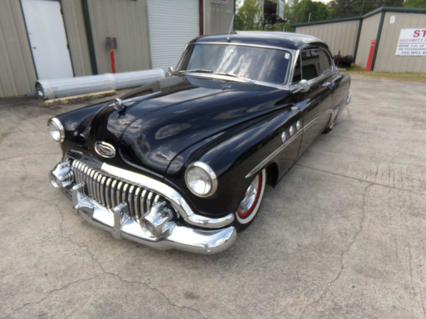 50th Image of a 1951 BUICK EIGHT SPECIAL