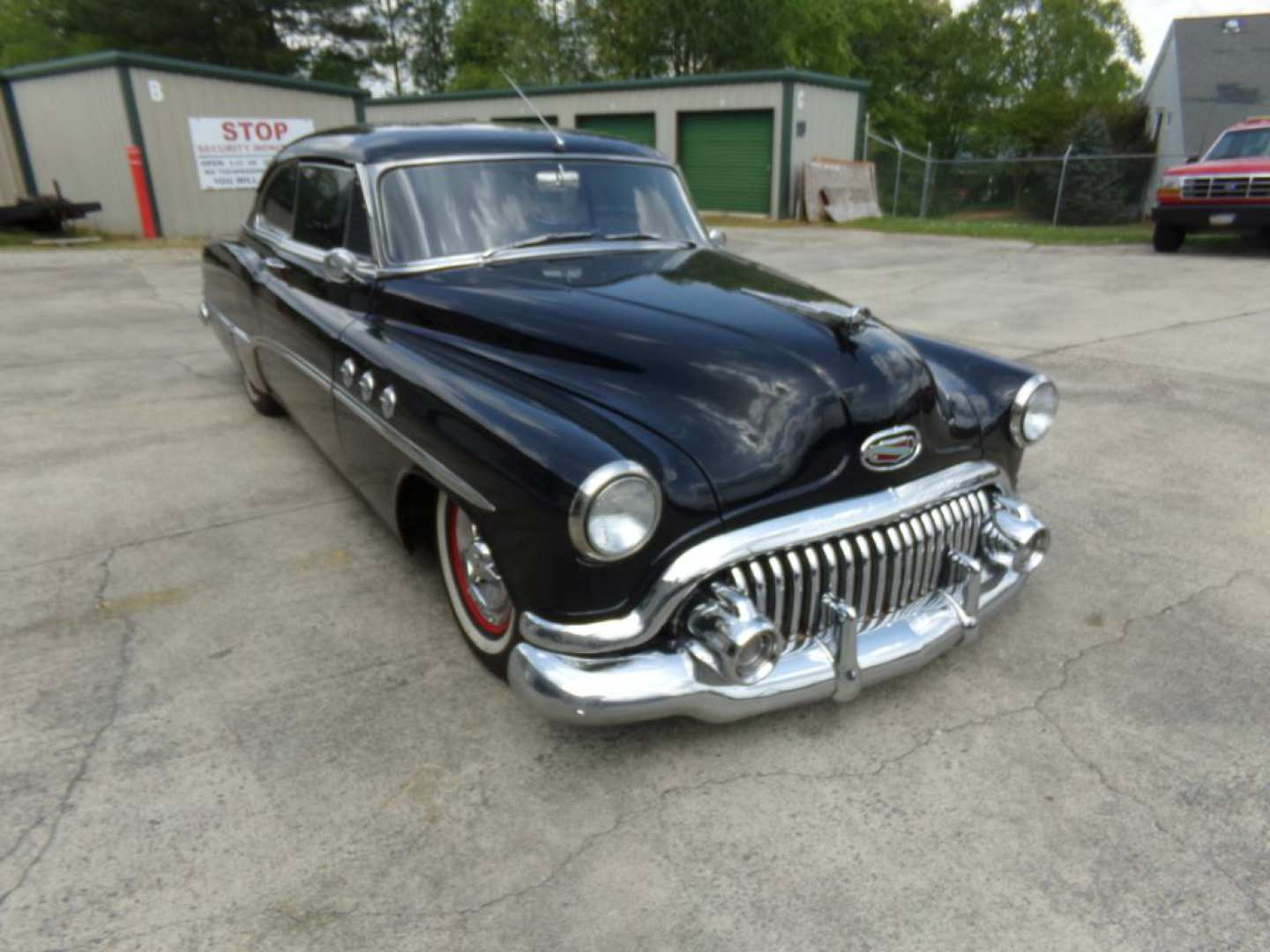 12th Image of a 1951 BUICK EIGHT SPECIAL