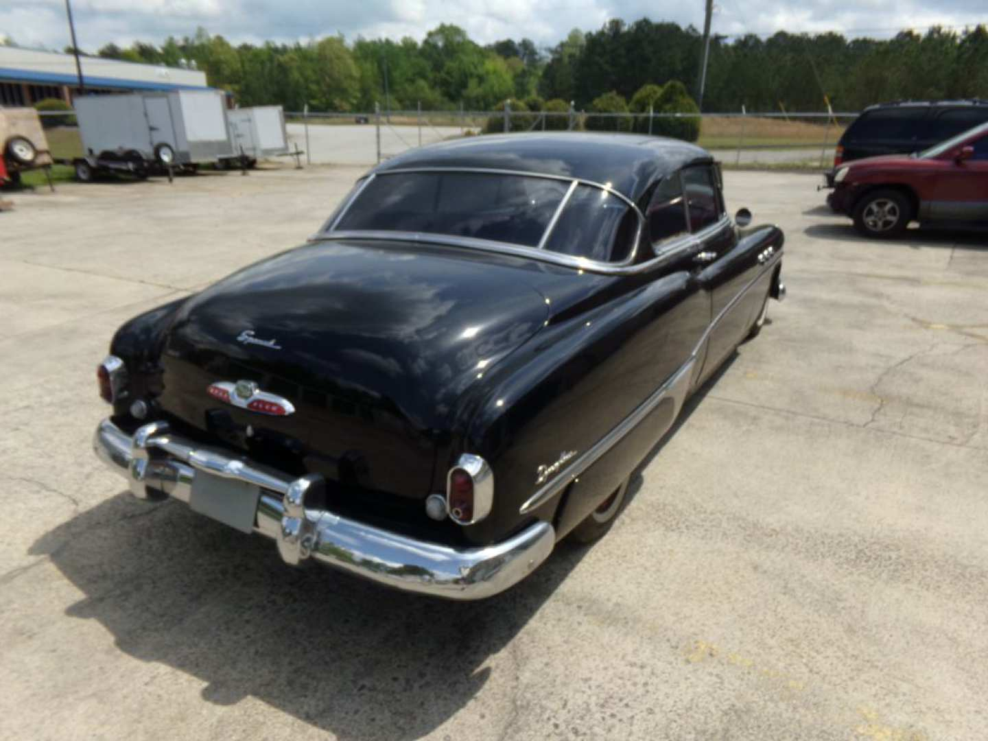 10th Image of a 1951 BUICK EIGHT SPECIAL