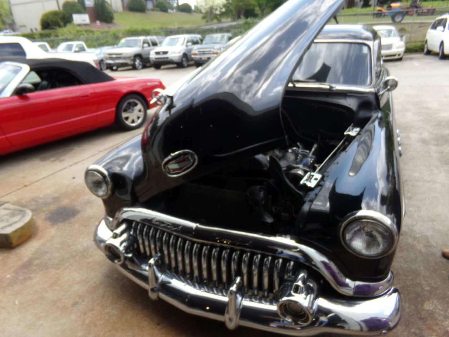 60th Image of a 1951 BUICK EIGHT SPECIAL