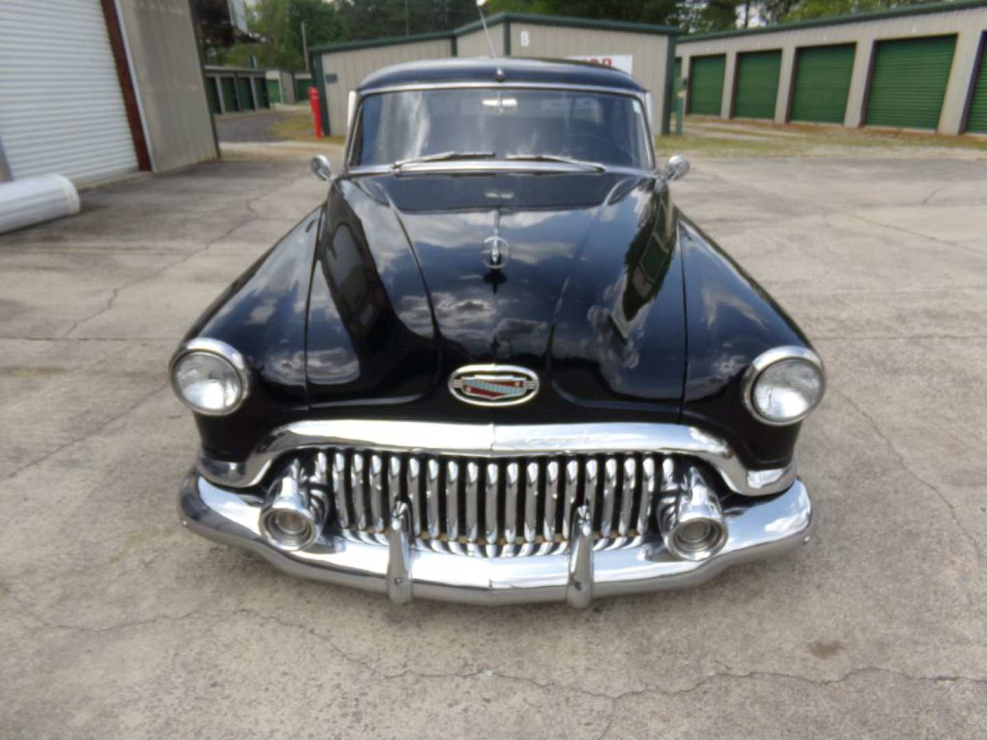 35th Image of a 1951 BUICK EIGHT SPECIAL