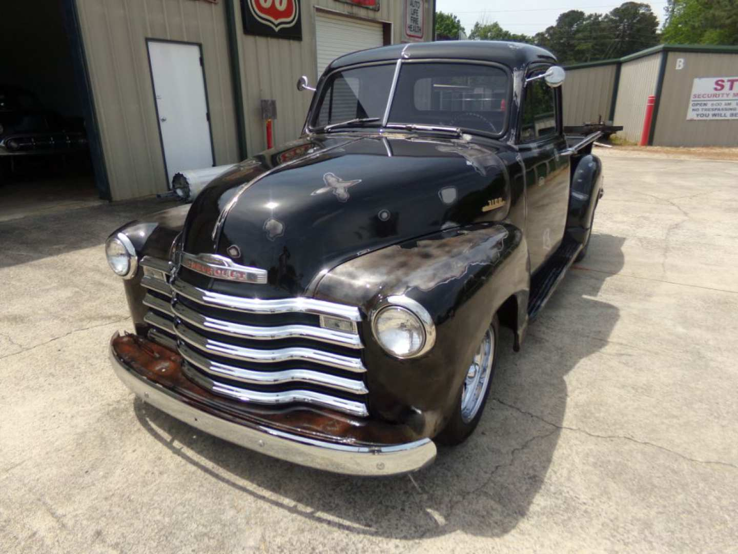 27th Image of a 1951 CHEVROLET 3100