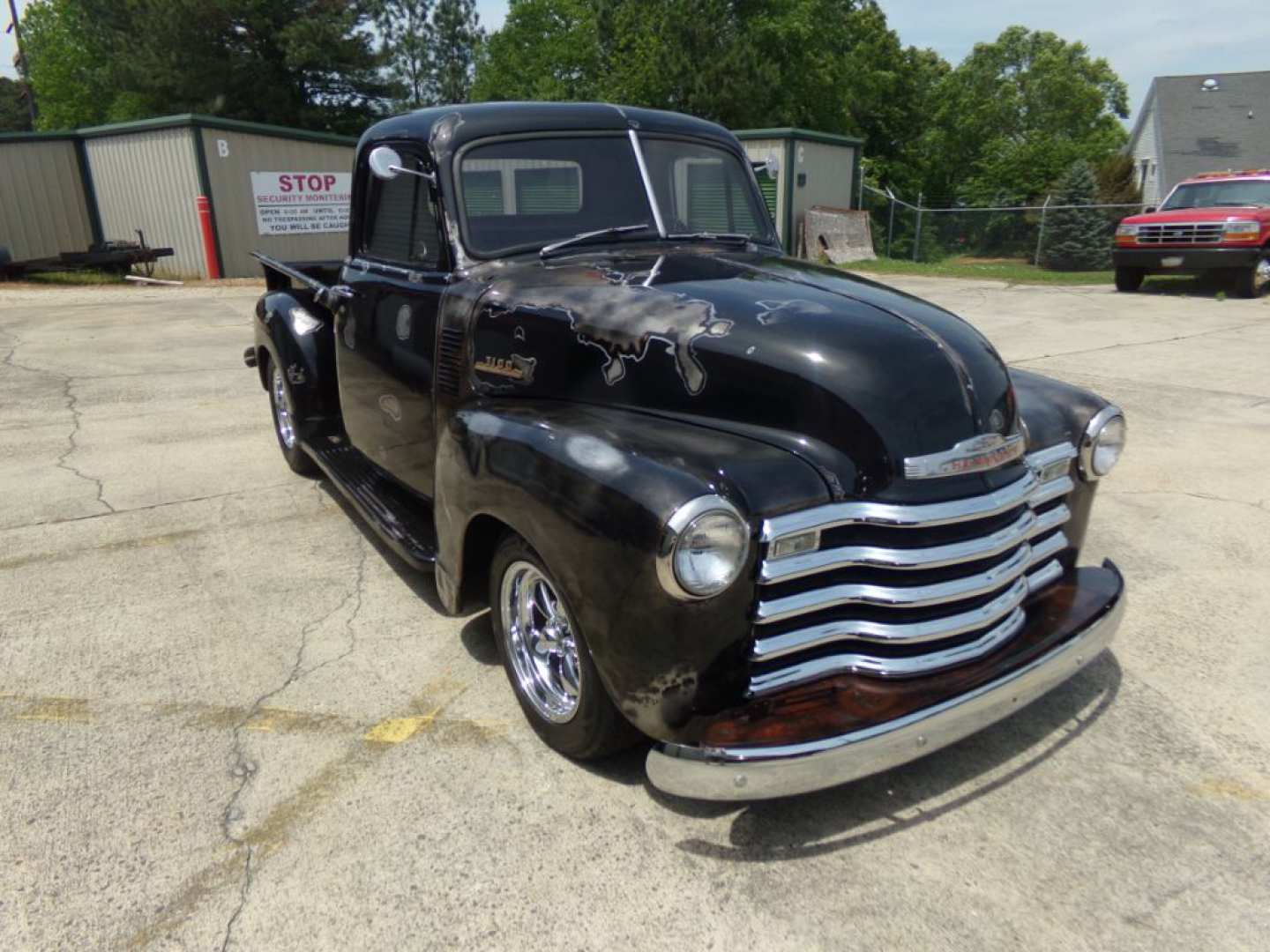 12th Image of a 1951 CHEVROLET 3100