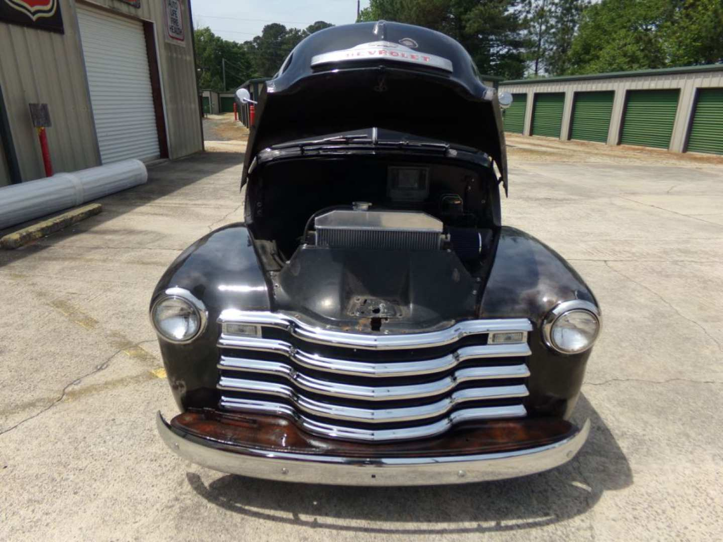 11th Image of a 1951 CHEVROLET 3100