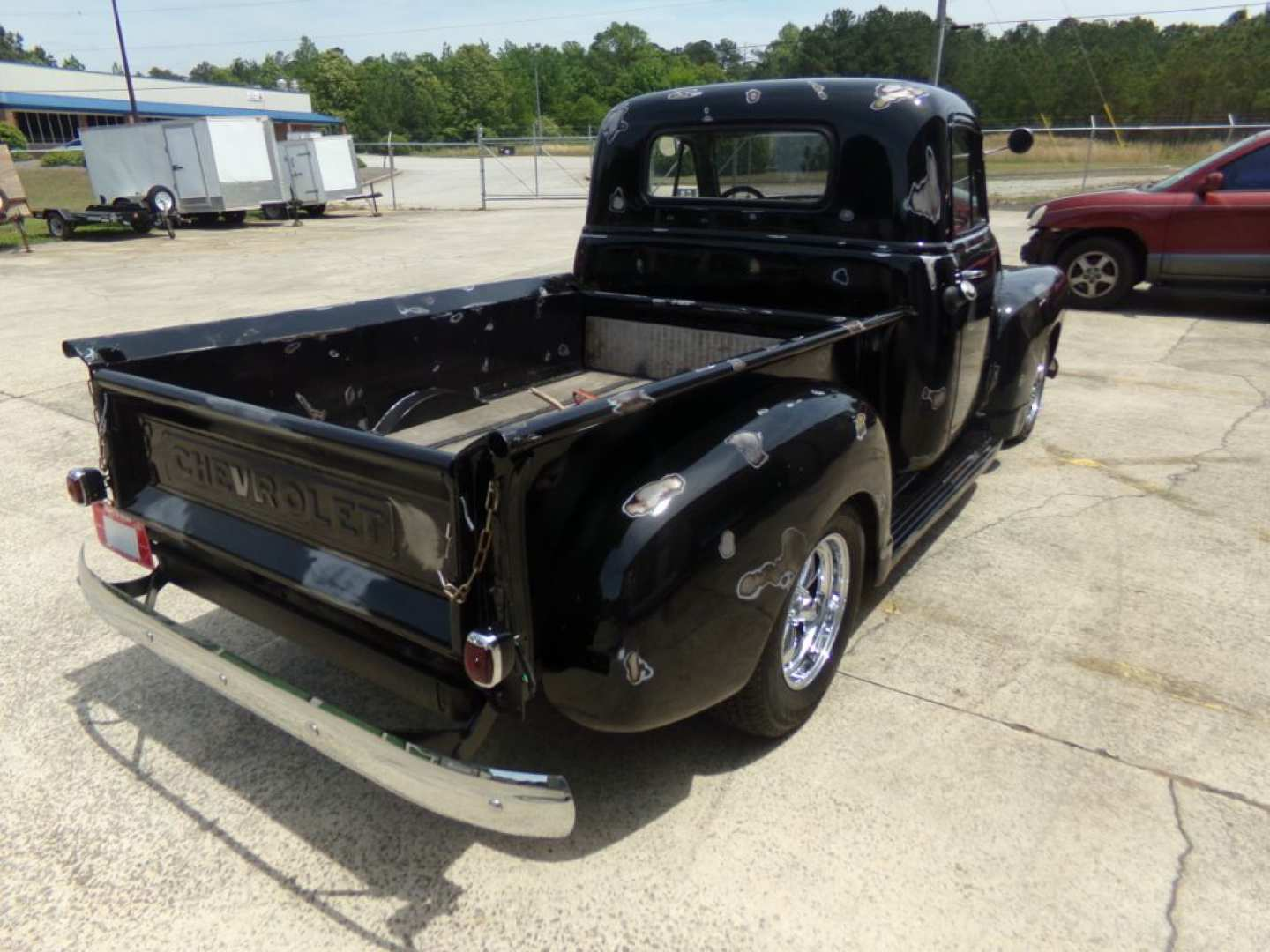 15th Image of a 1951 CHEVROLET 3100