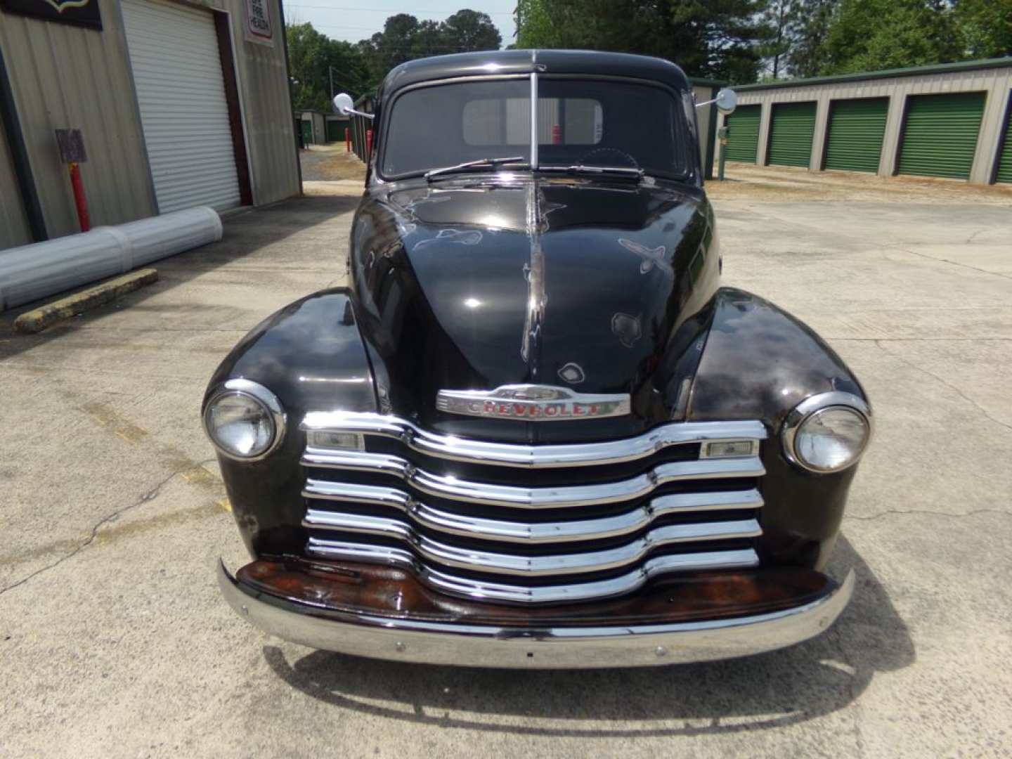 20th Image of a 1951 CHEVROLET 3100