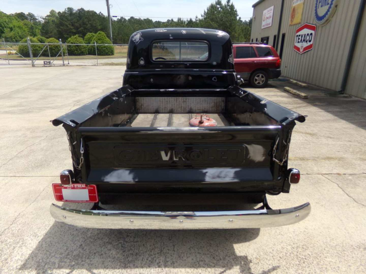 17th Image of a 1951 CHEVROLET 3100