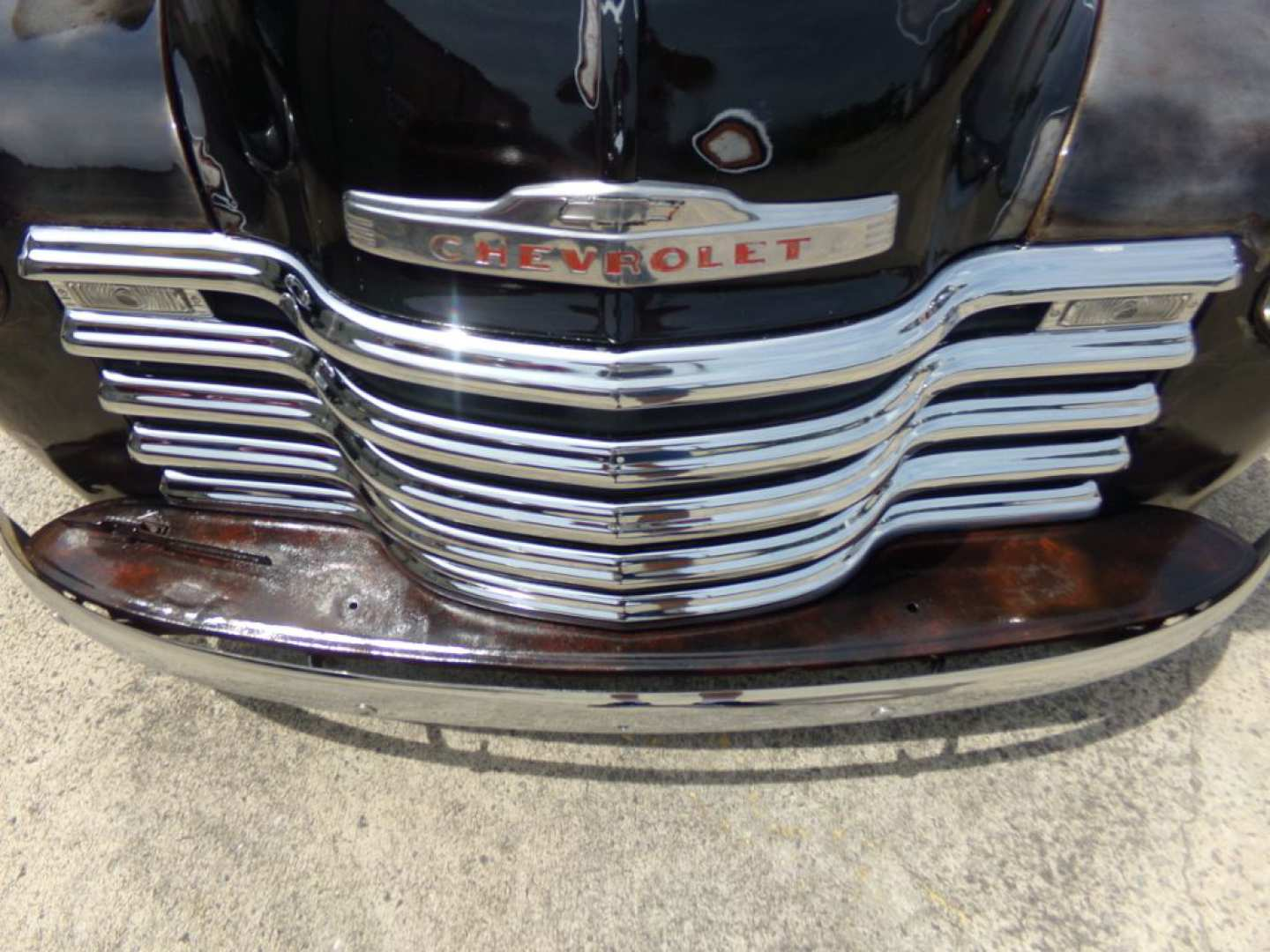 24th Image of a 1951 CHEVROLET 3100