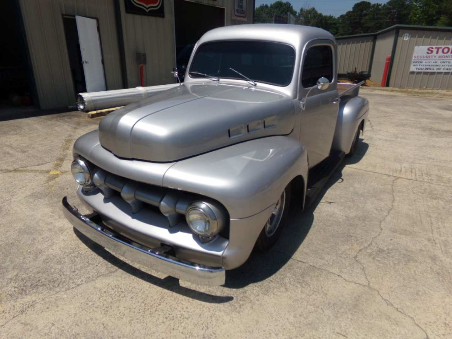 21st Image of a 1951 FORD F-1