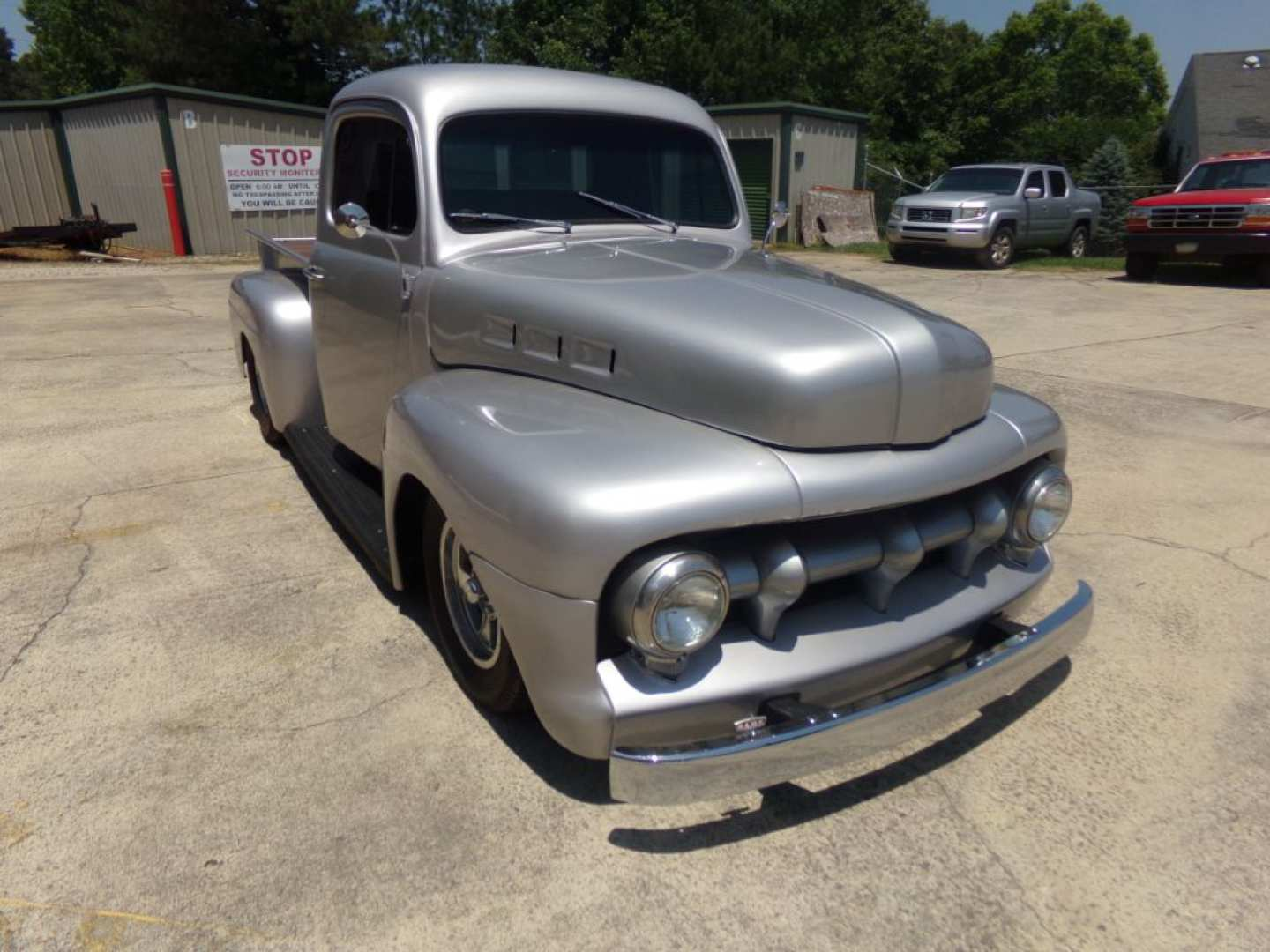 14th Image of a 1951 FORD F-1