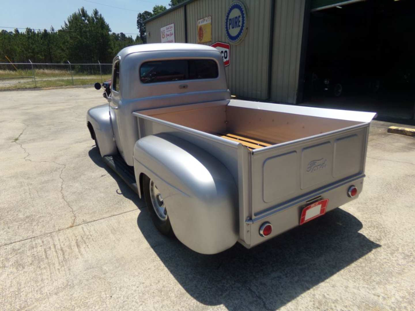 23rd Image of a 1951 FORD F-1