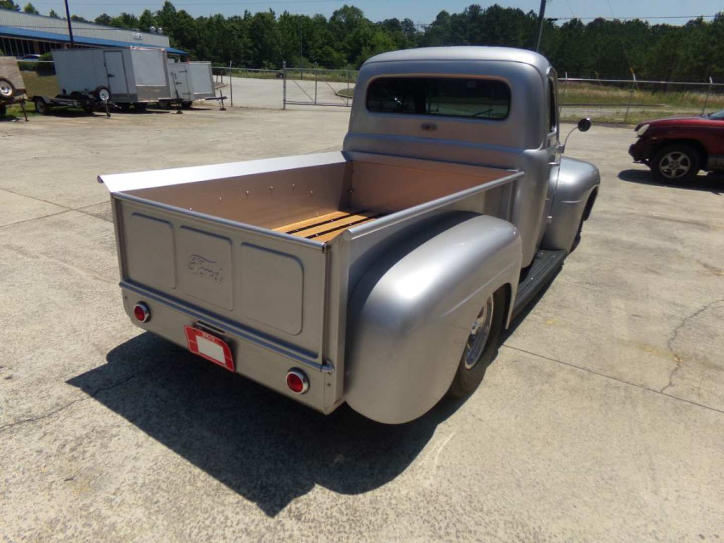 15th Image of a 1951 FORD F-1