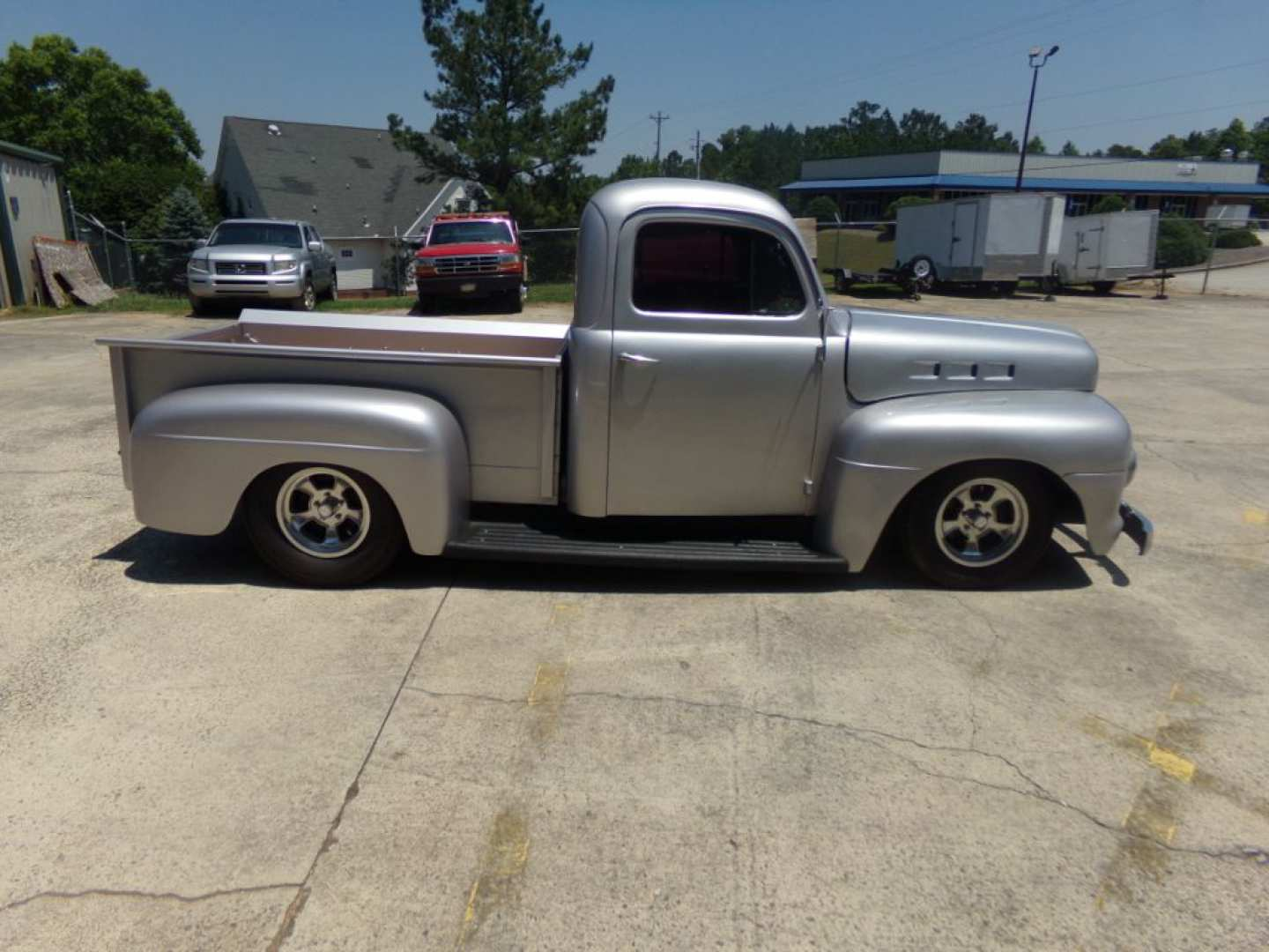 3rd Image of a 1951 FORD F-1