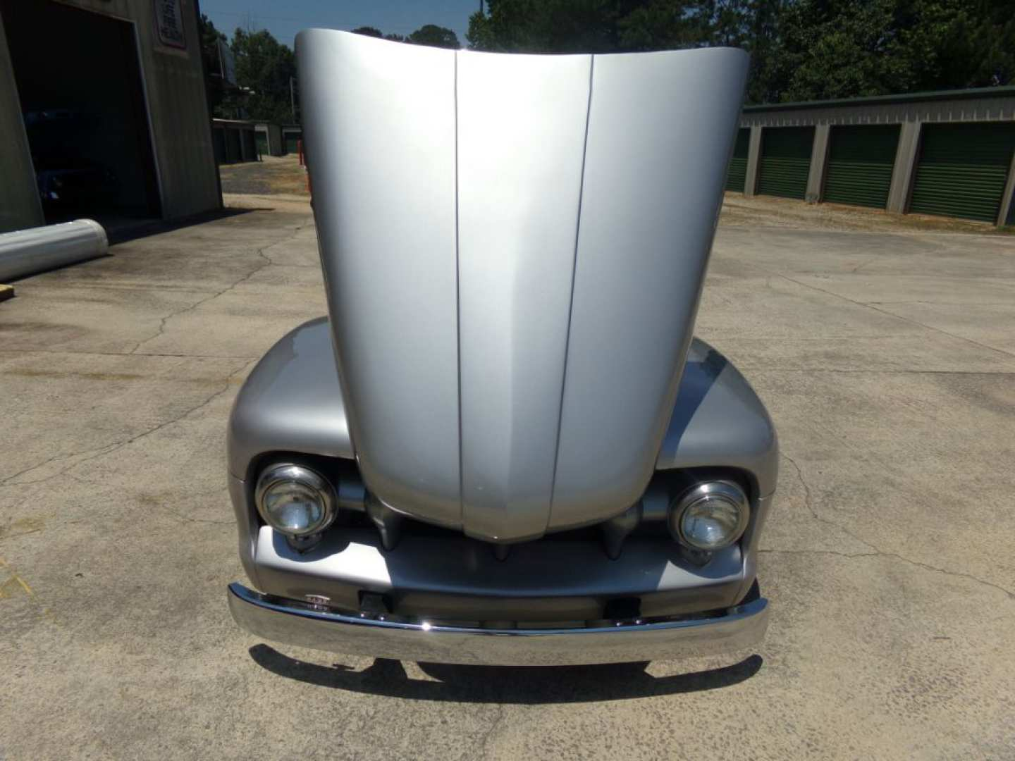 8th Image of a 1951 FORD F-1