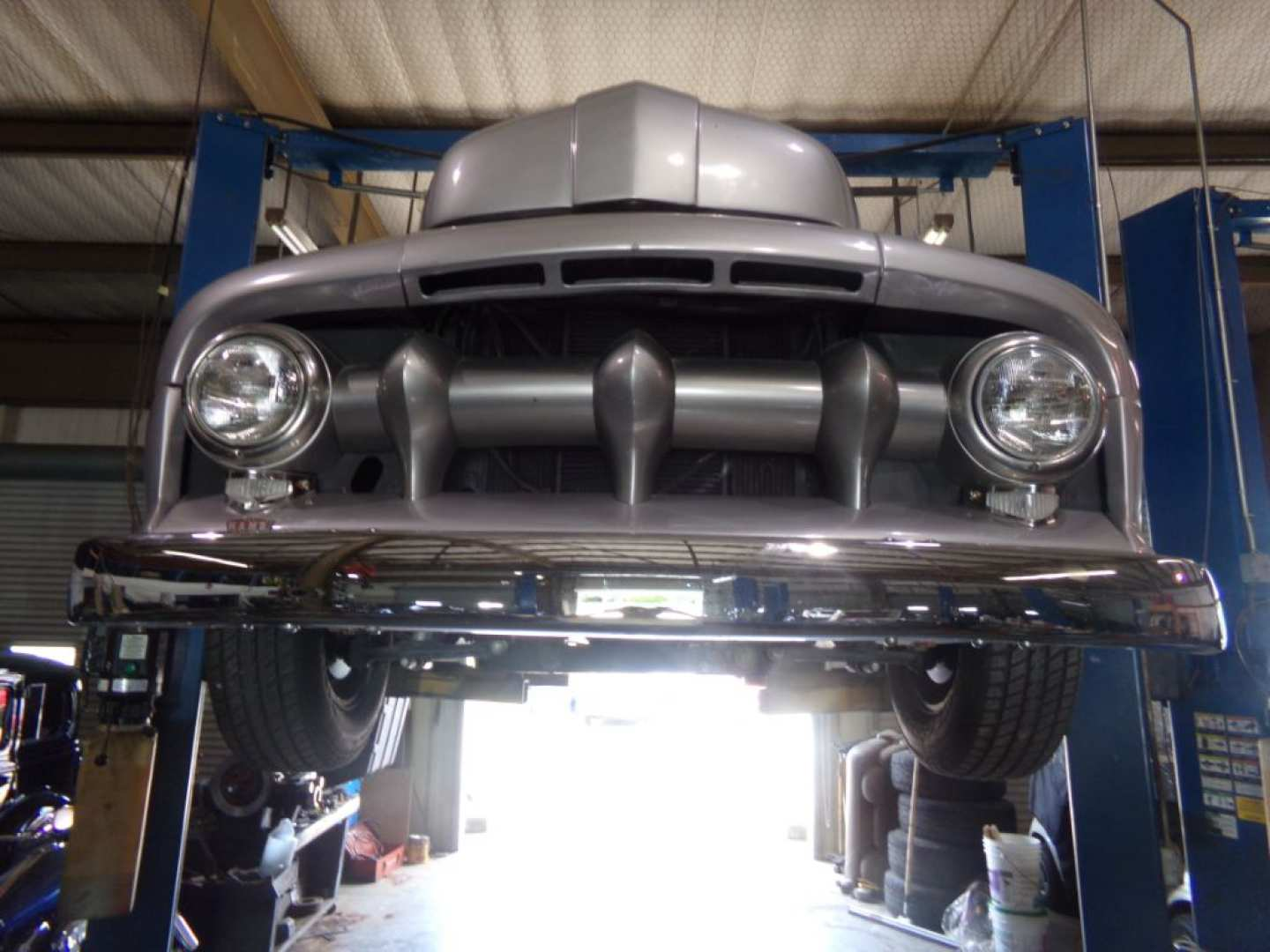 28th Image of a 1951 FORD F-1
