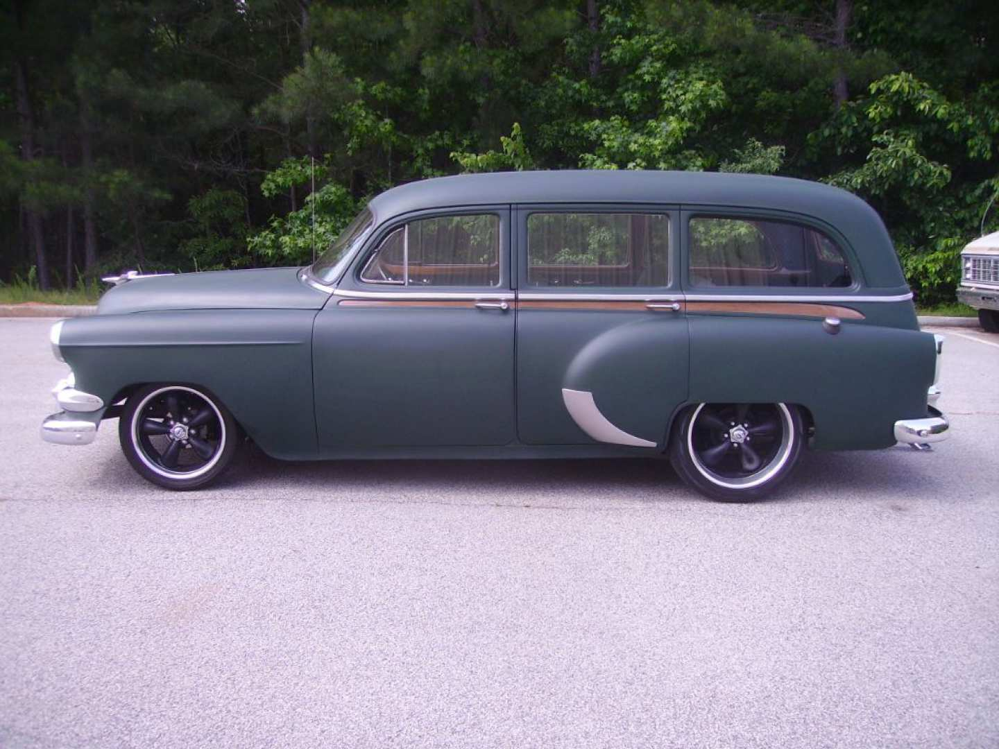 26th Image of a 1954 CHEVROLET BELAIR 150